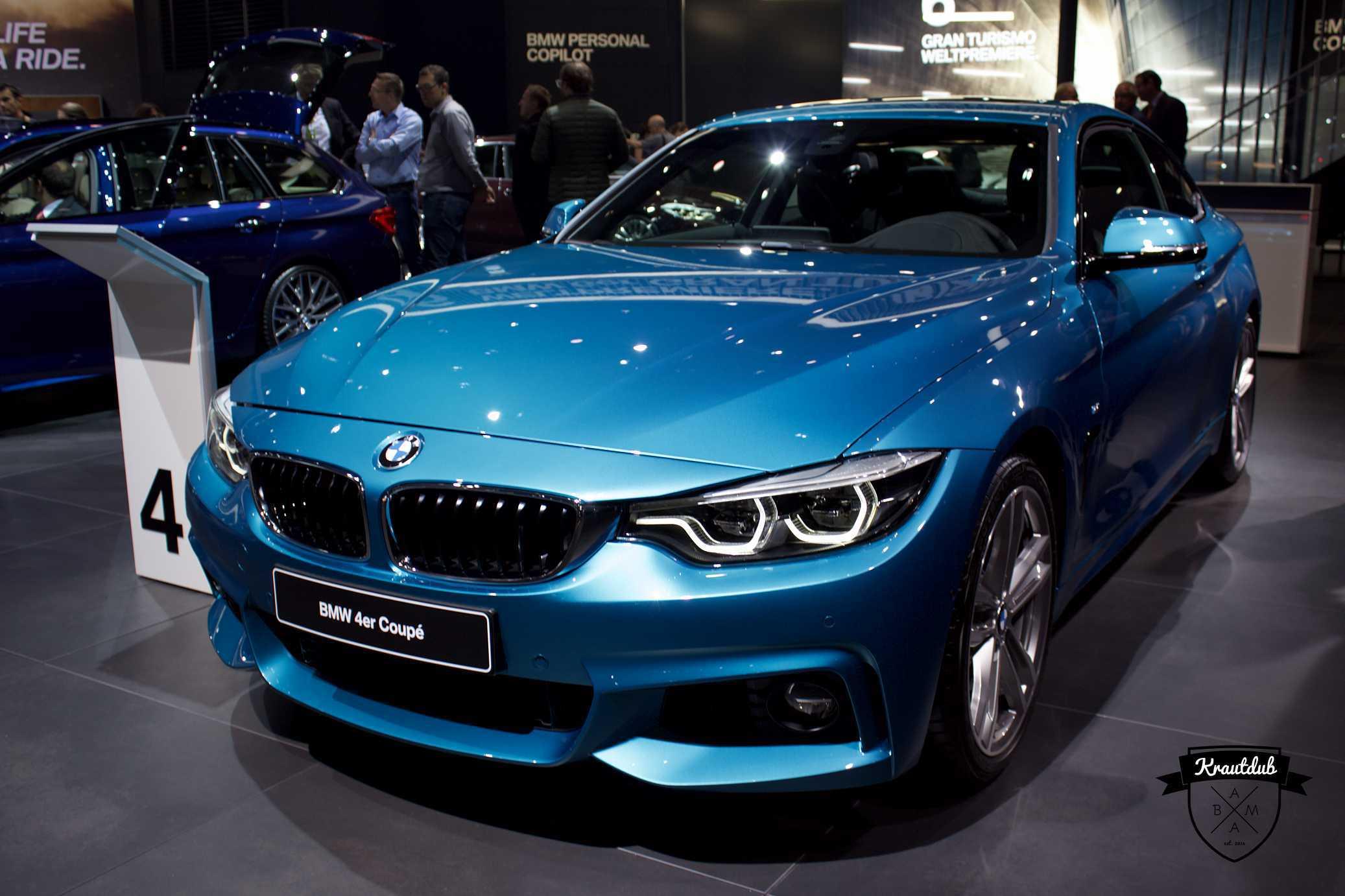 BMW 440i - IAA 2017