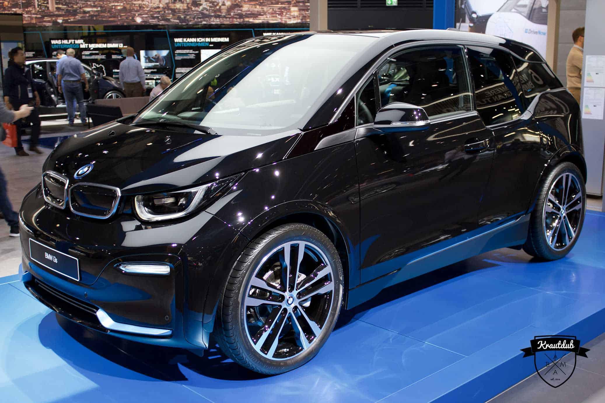 BMW i3s - IAA 2017