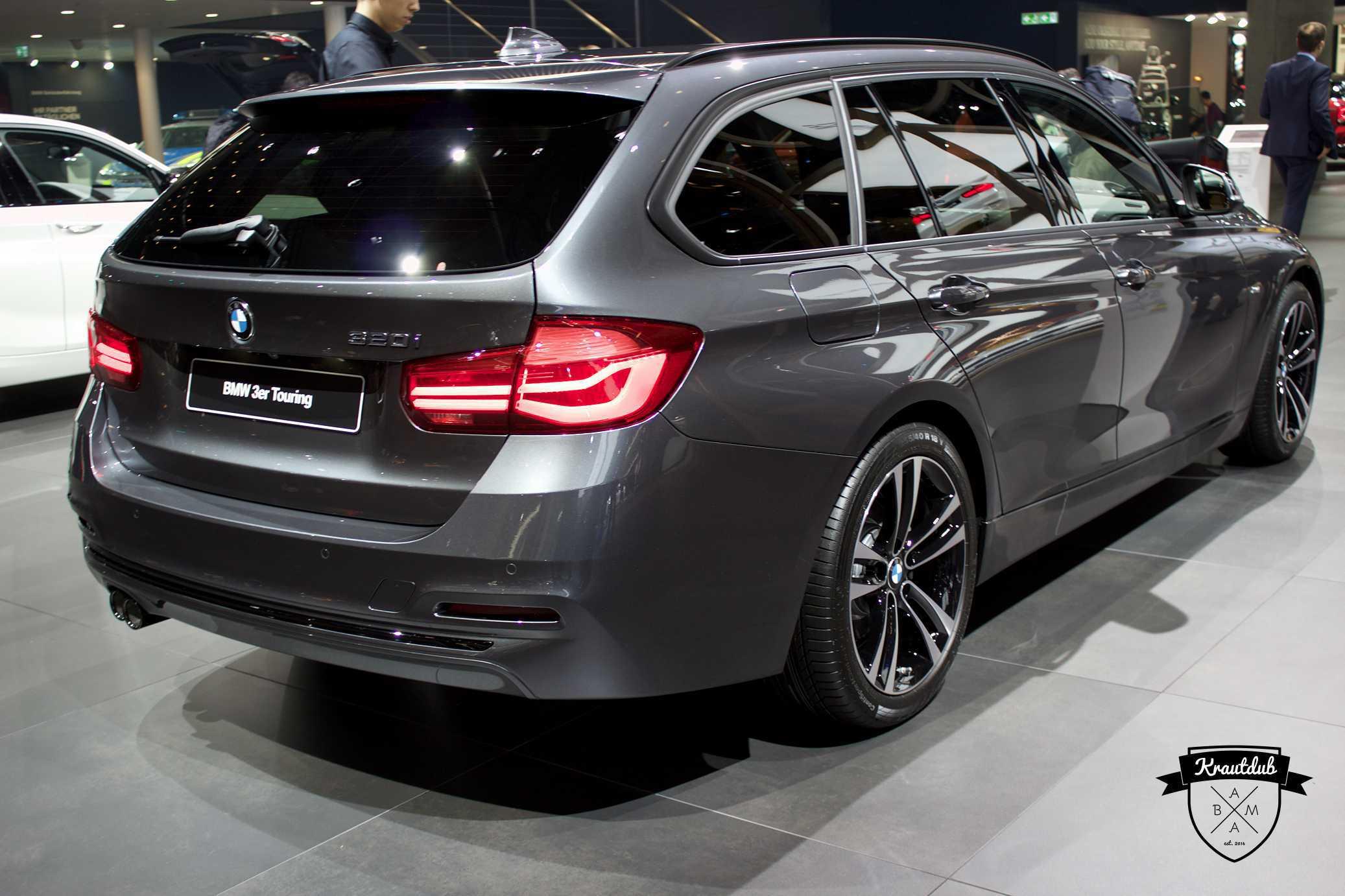 BMW 320i Touring - IAA 2017