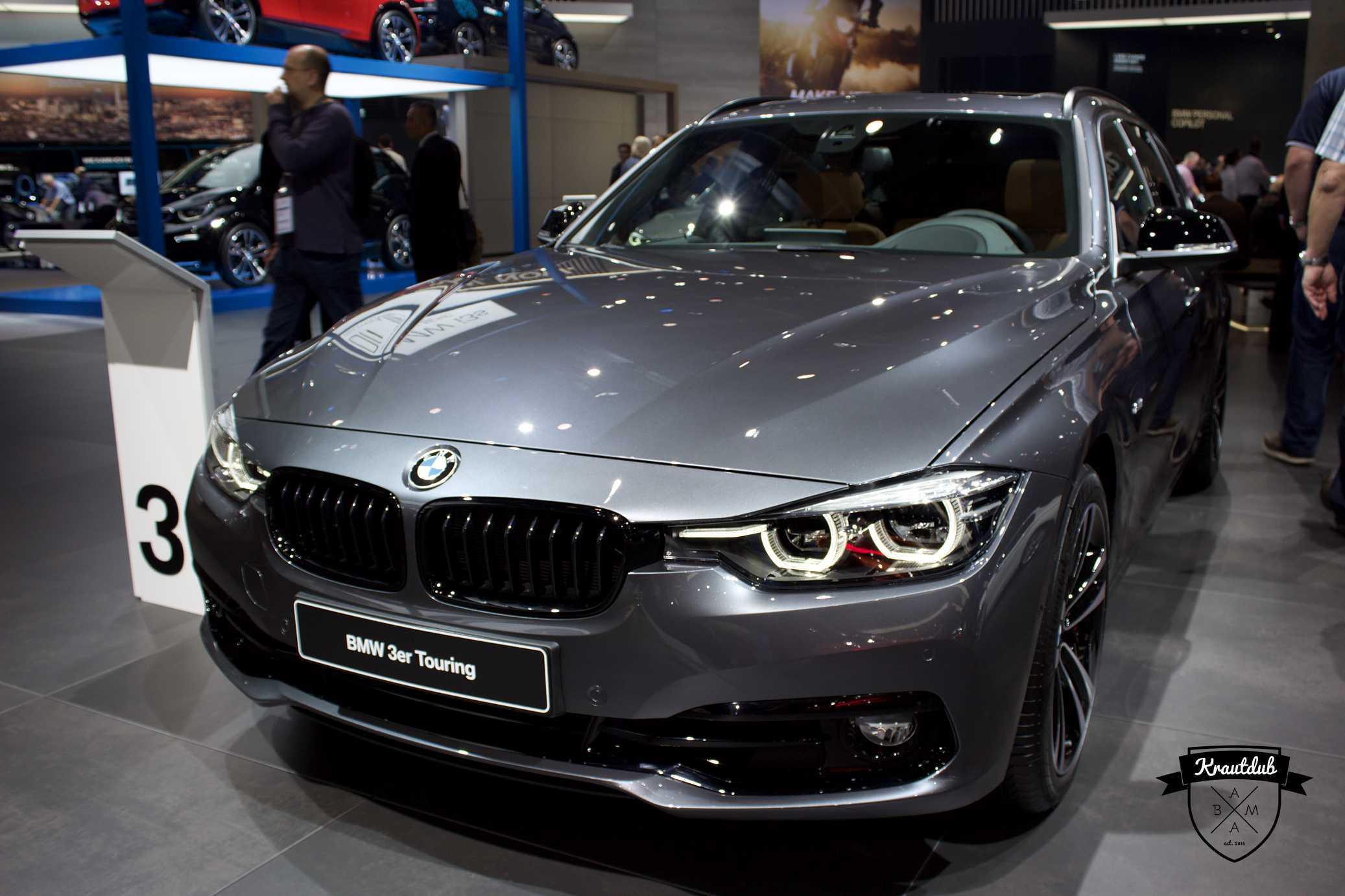 BMW 3er Touring - IAA 2017
