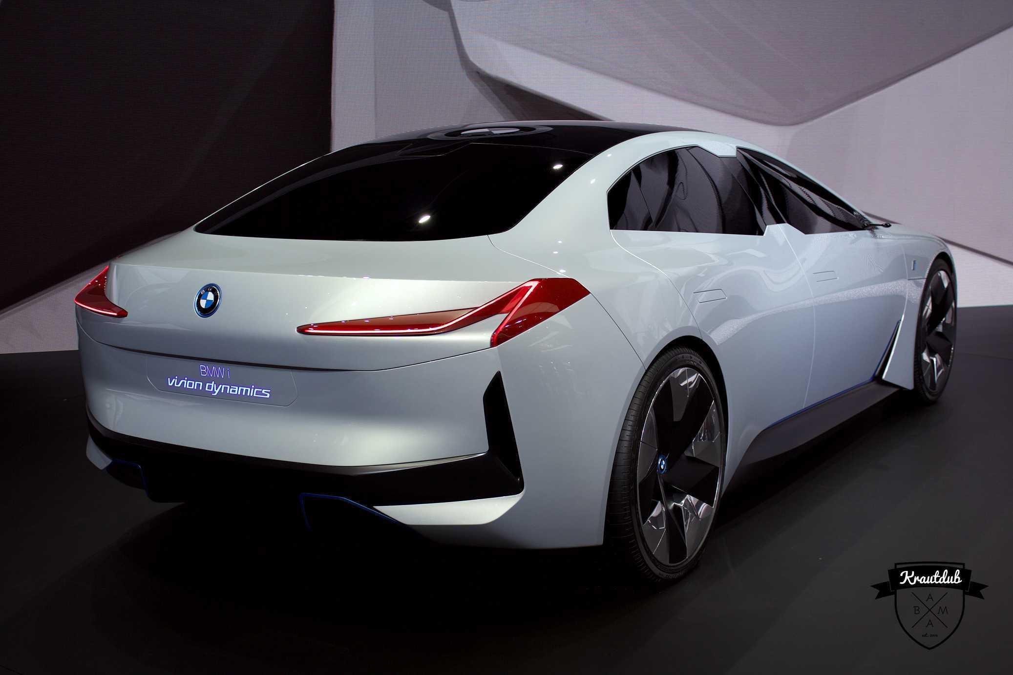 BMW vision dynamics - IAA 2017