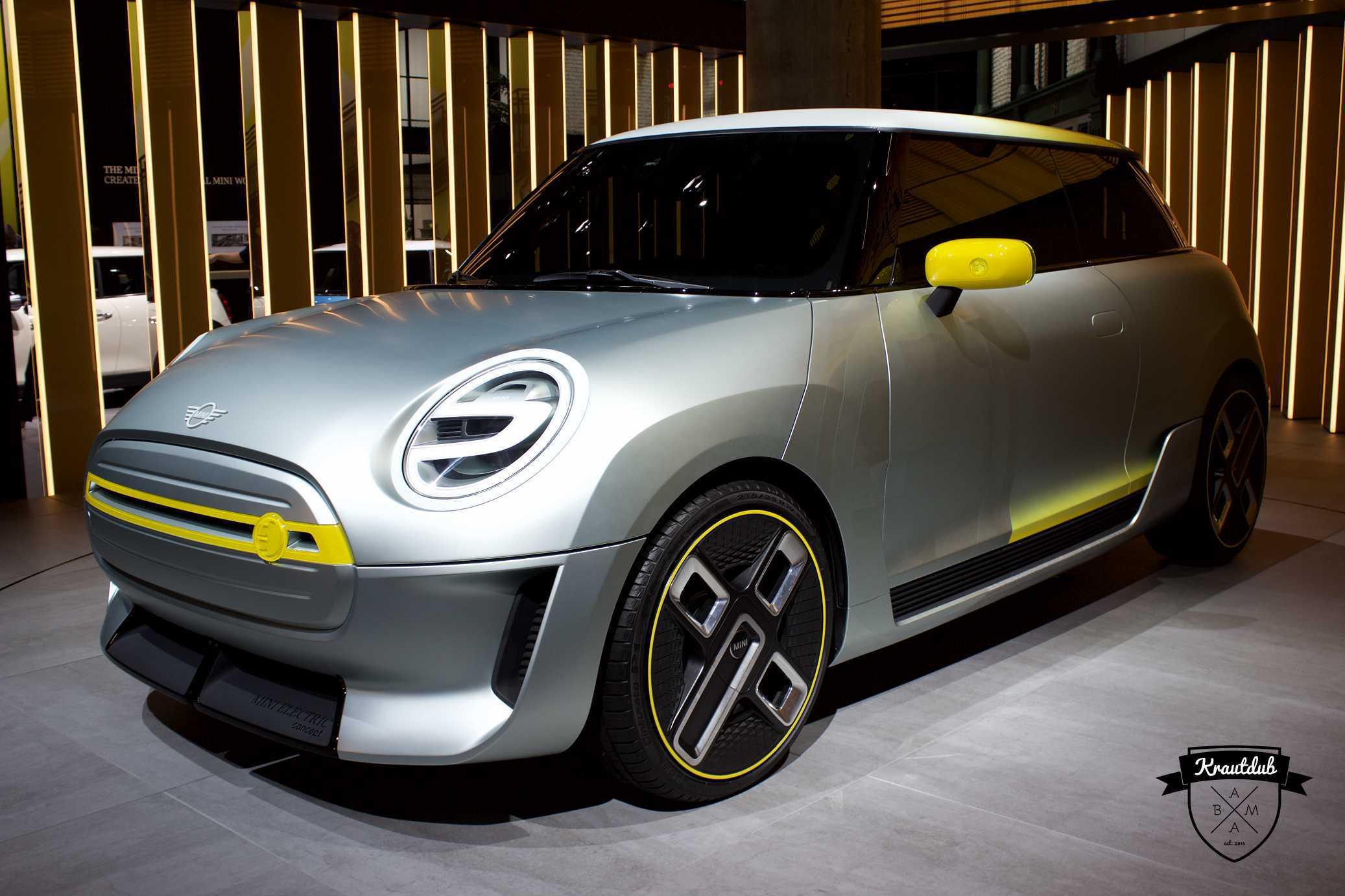 Mini electric-concept - IAA 2017