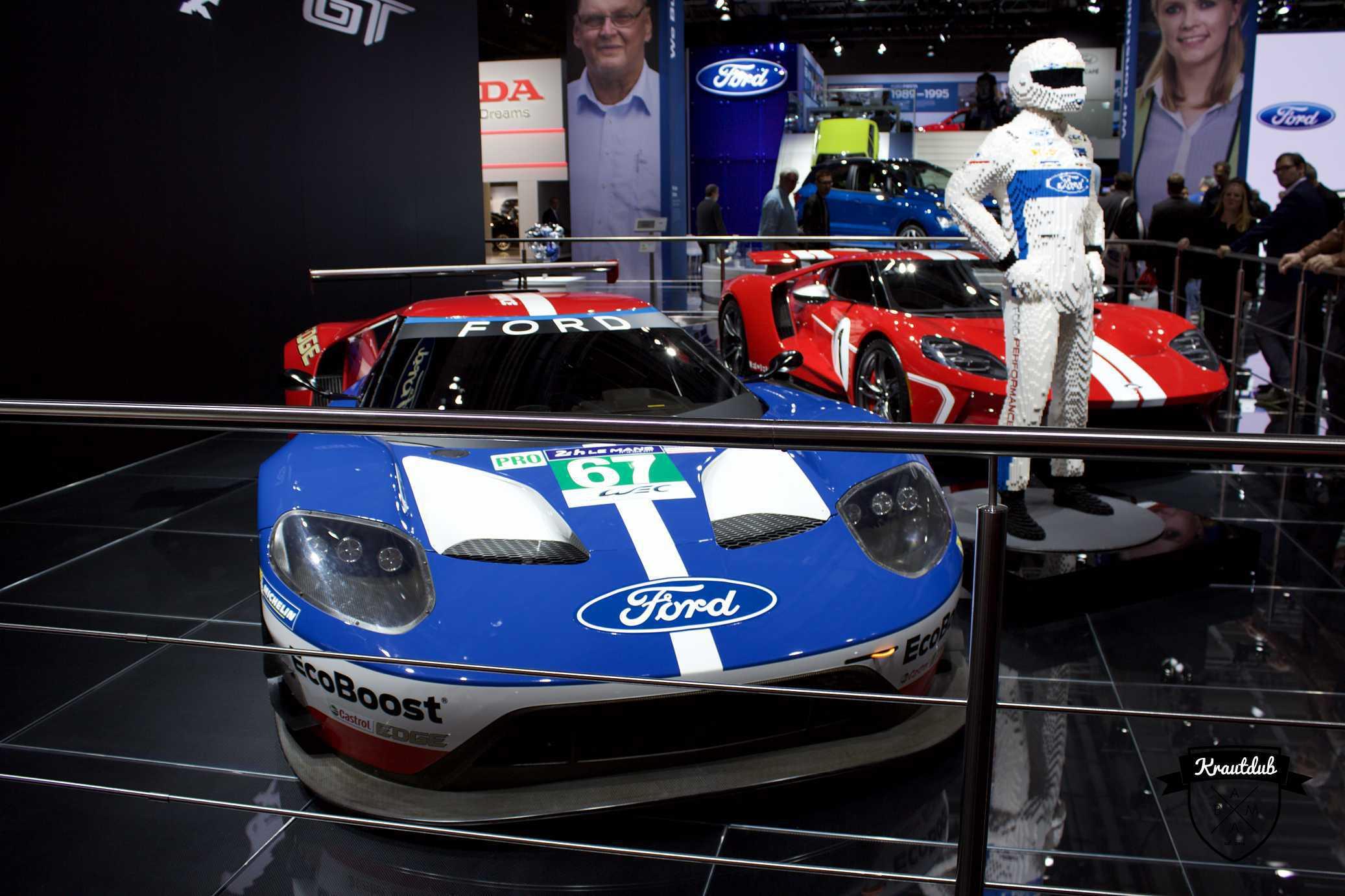 Ford GT - IAA 2017