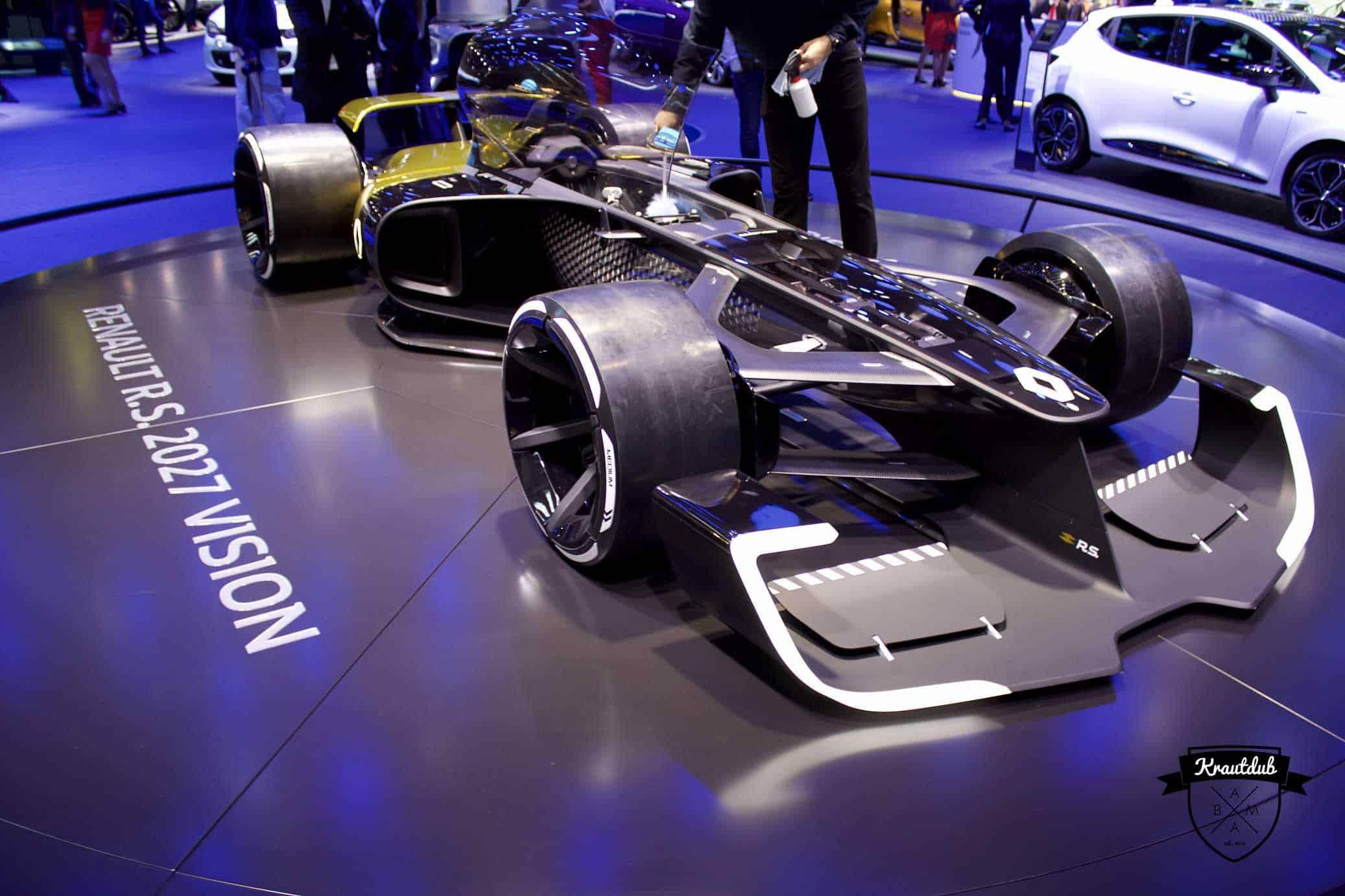 Renault R.S.2027 Vision - IAA 2017