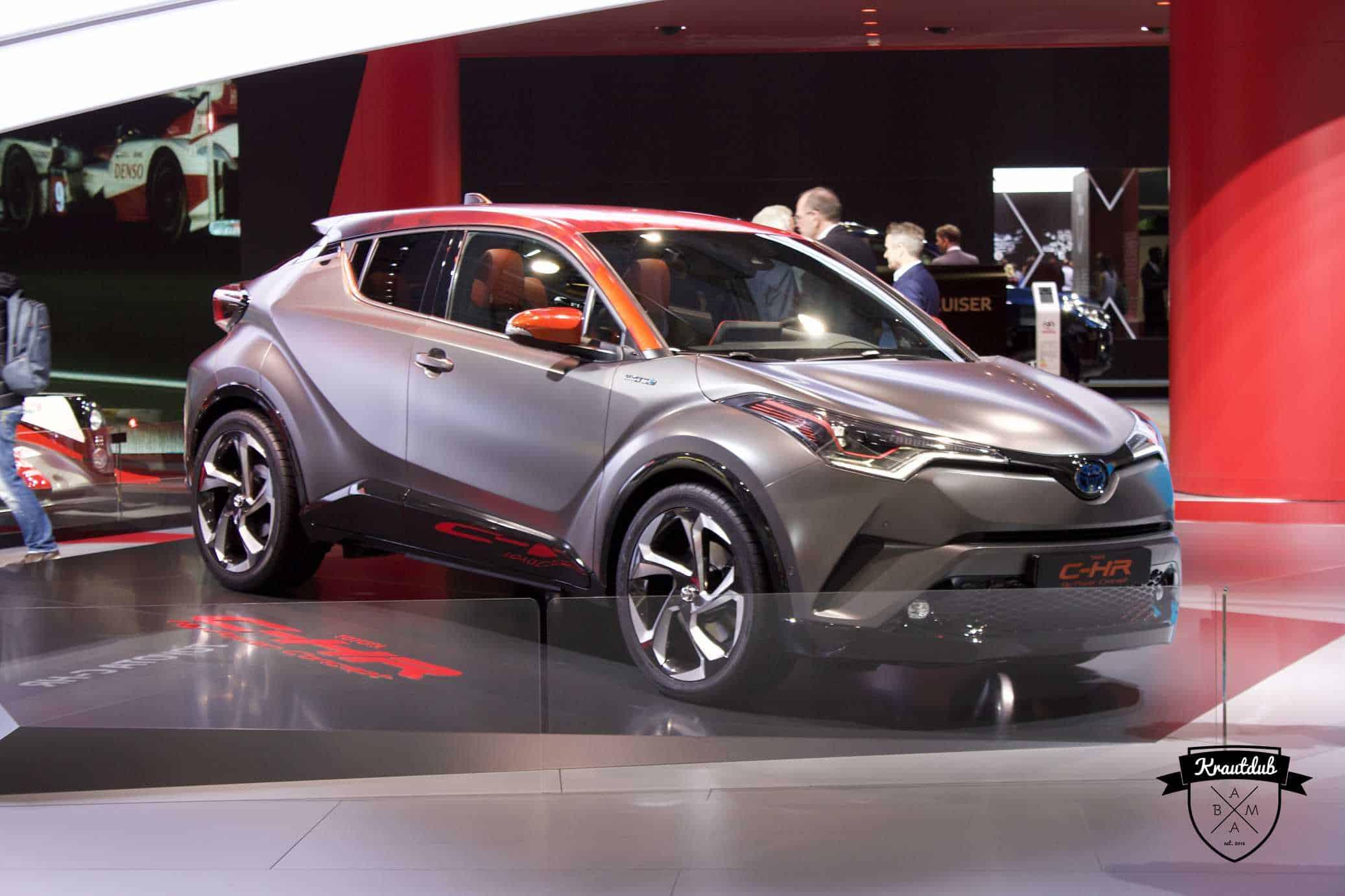 Toyota CH-R - IAA 2017