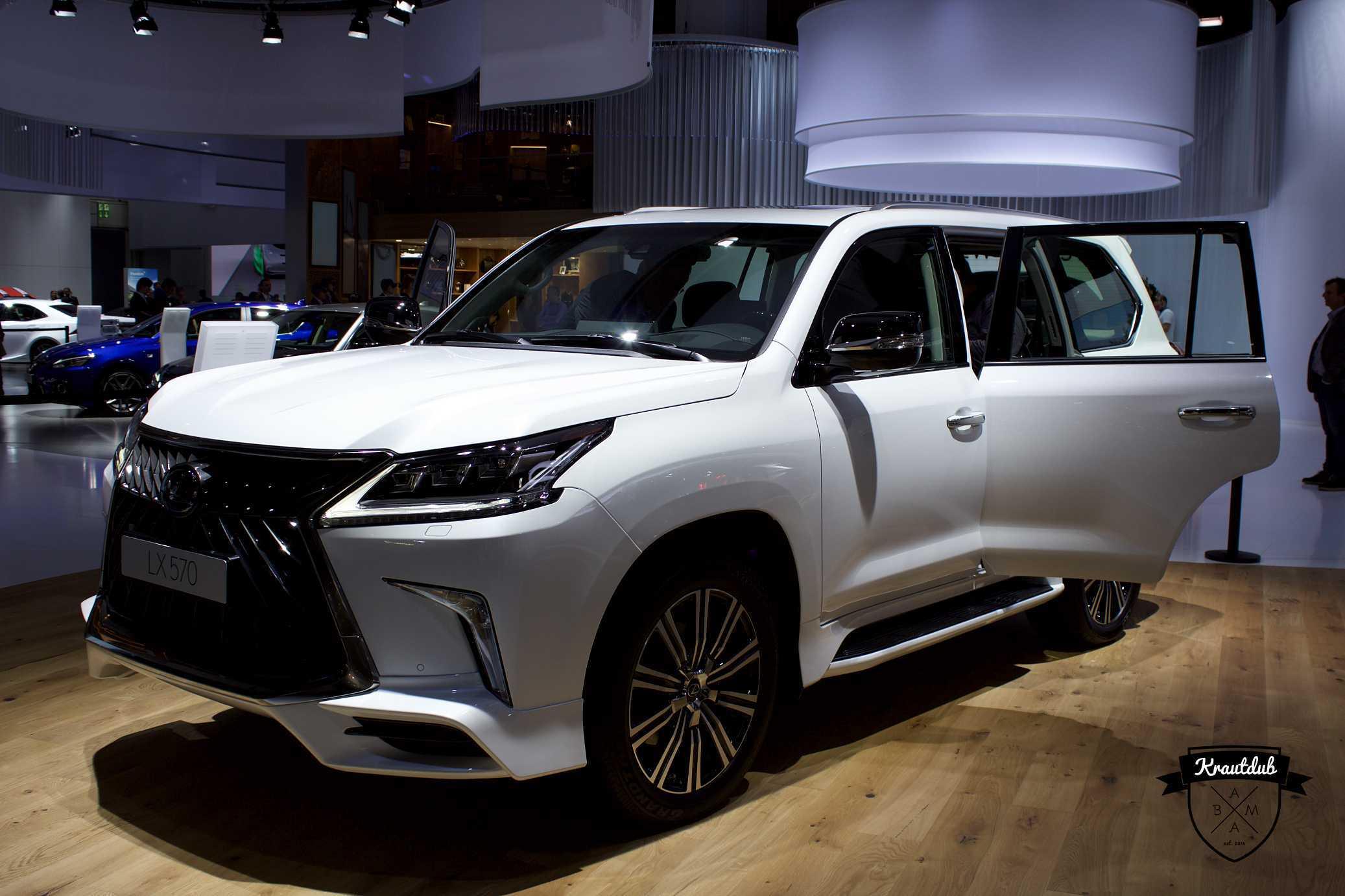 Lexus LX 570 - IAA 2017