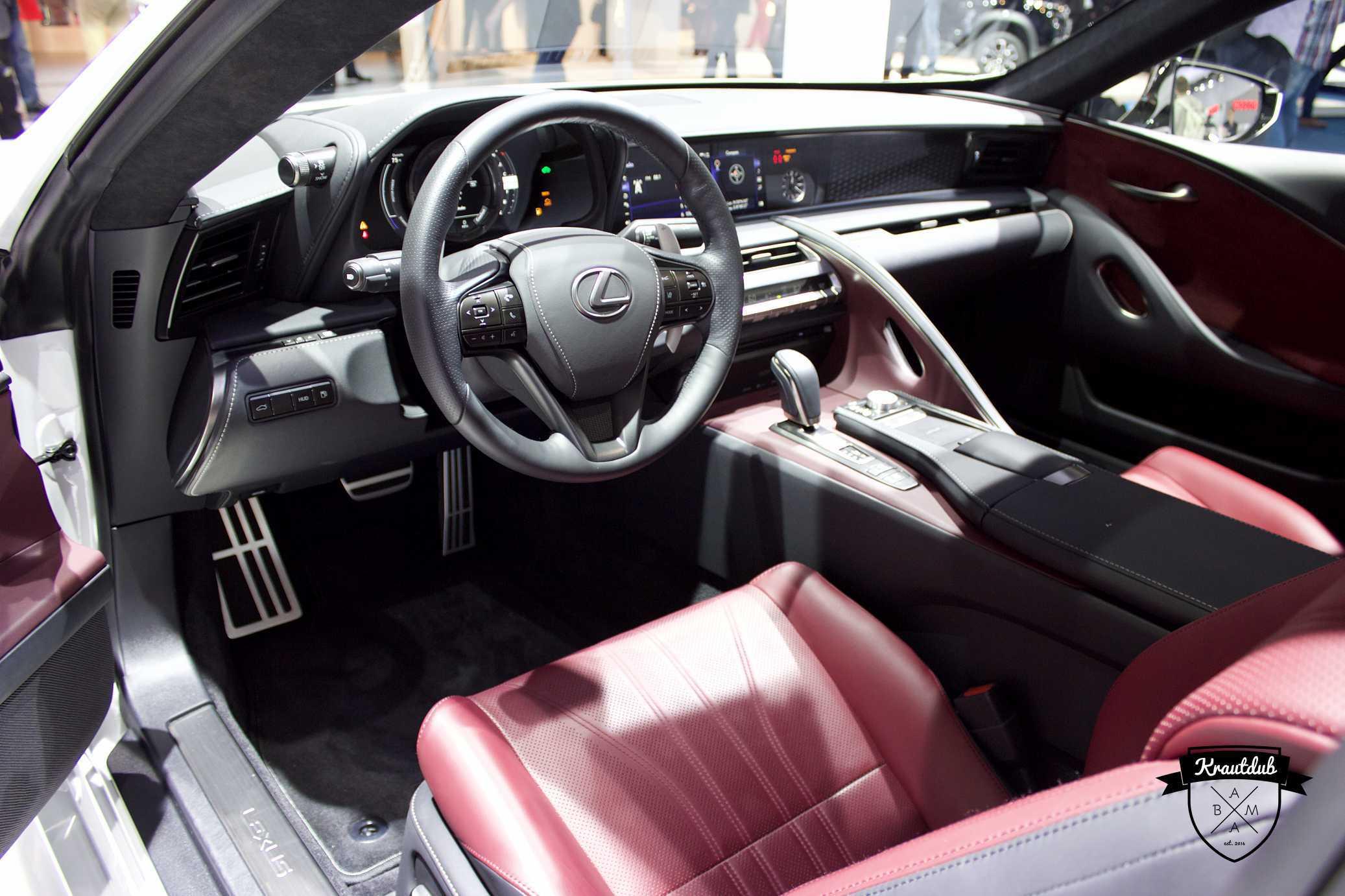 Lexus RCF - IAA 2017