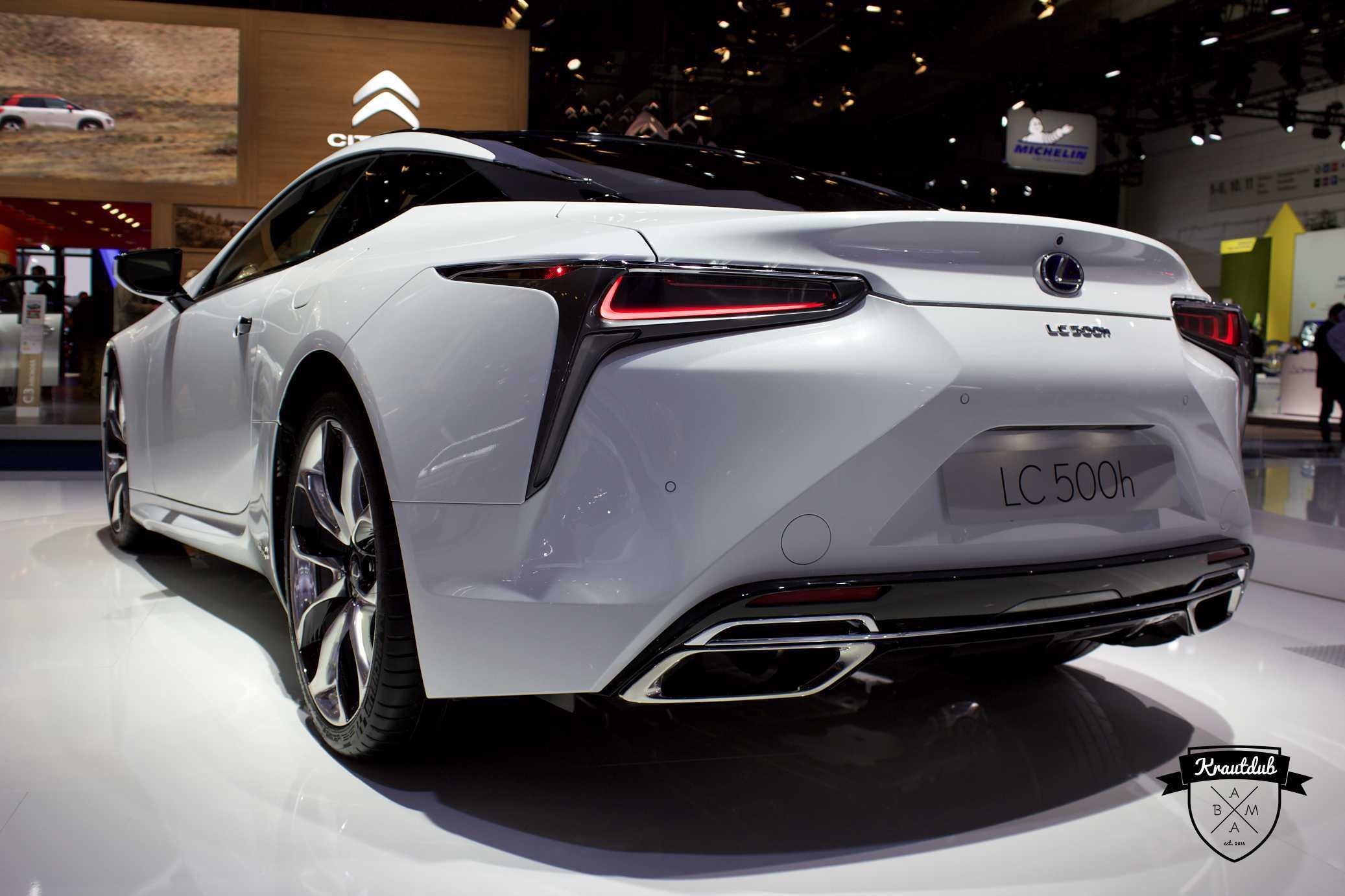 Lexus LC 500h - IAA 2017