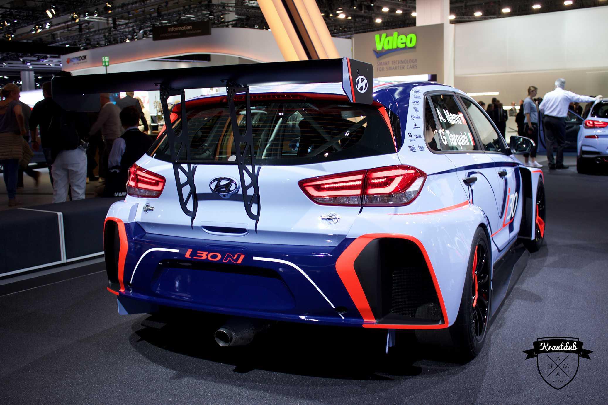 Hyundai Rallye - IAA 2017