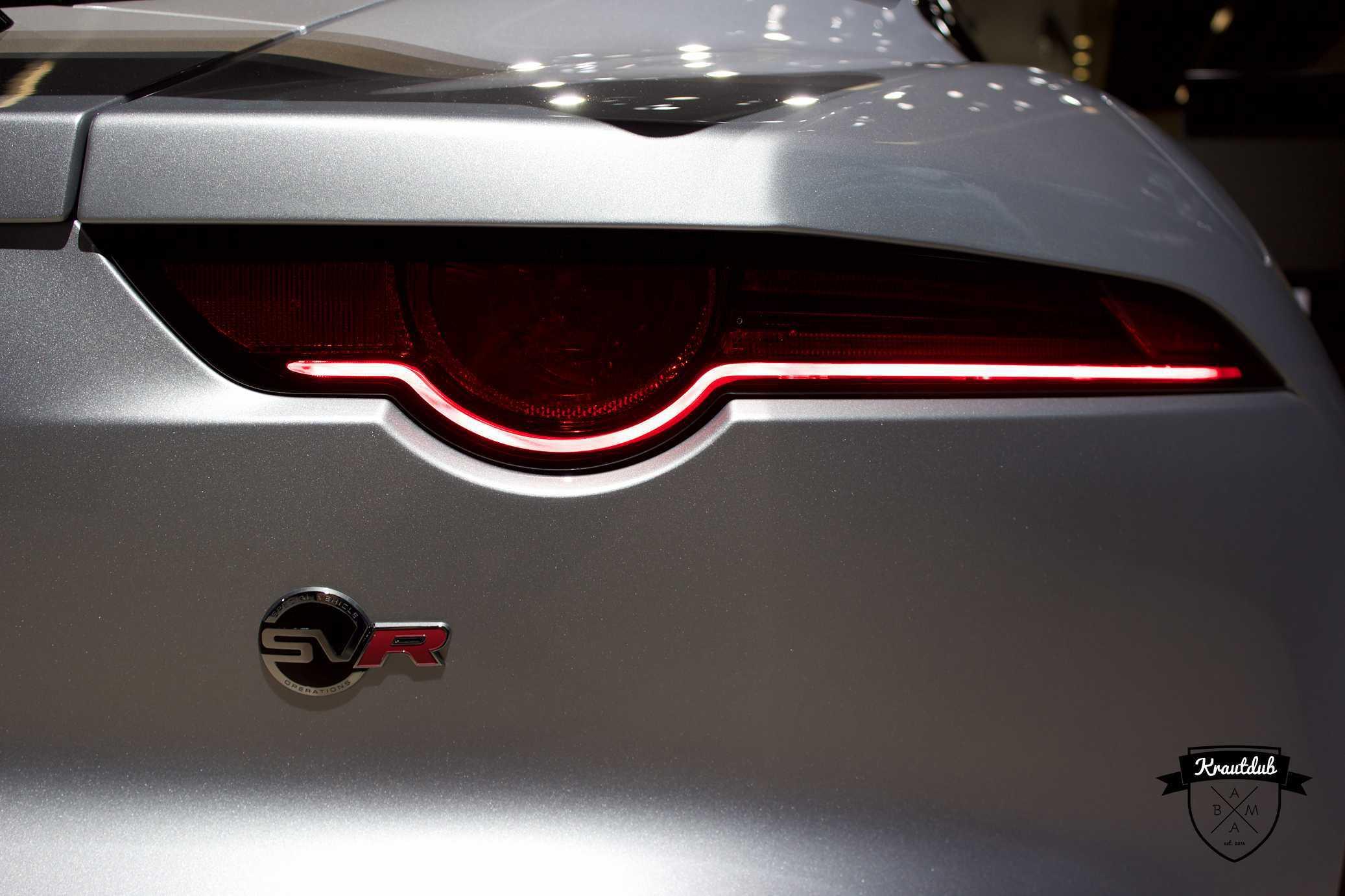 Jaguar F-Type RS - IAA 2017
