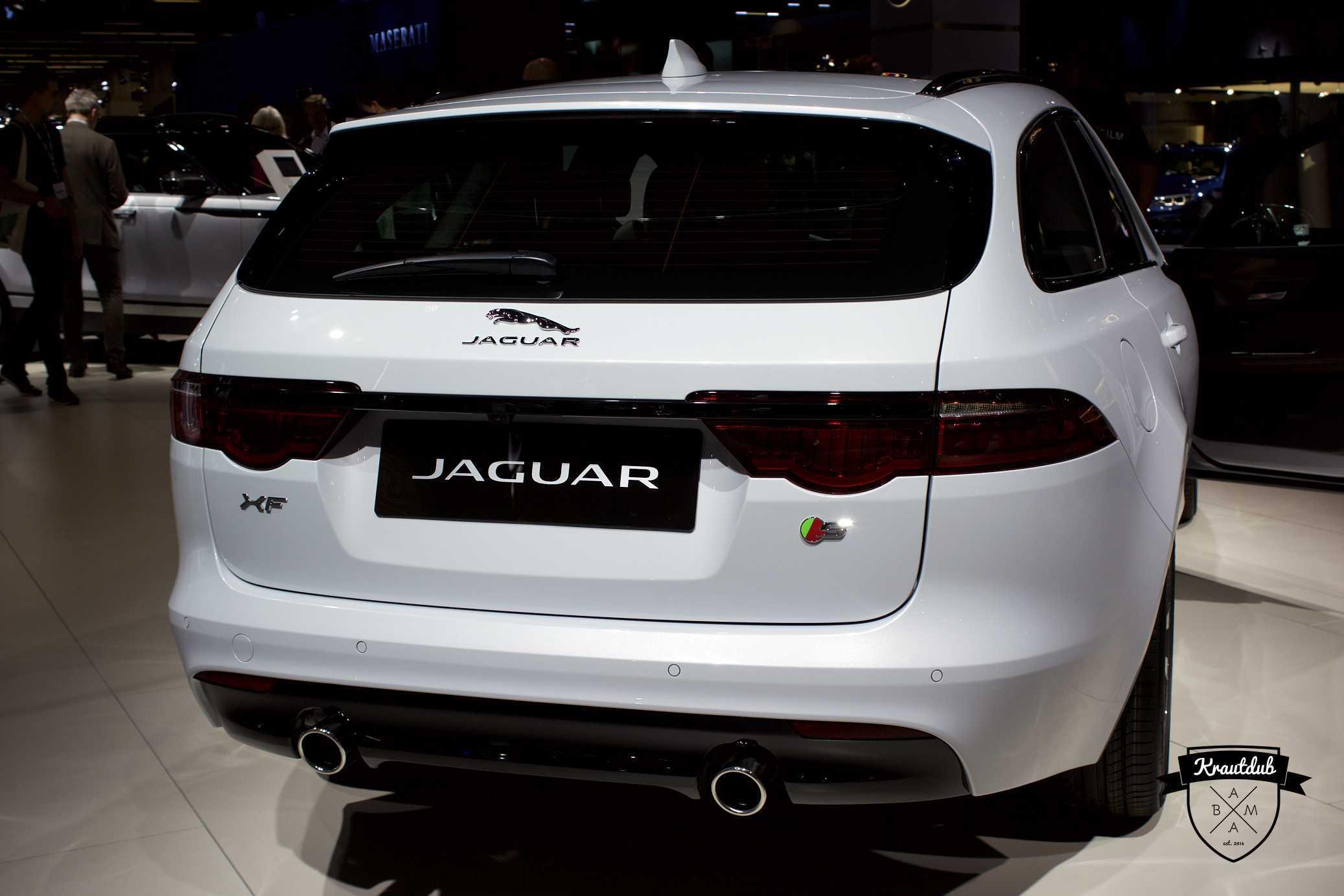 Jaguar XF S - IAA 2017
