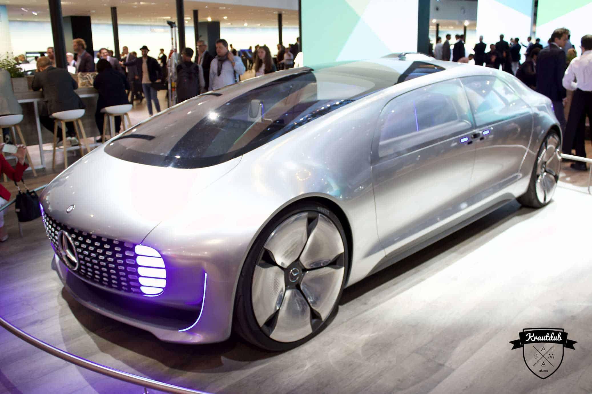 Mercedes Concept - IAA 2017
