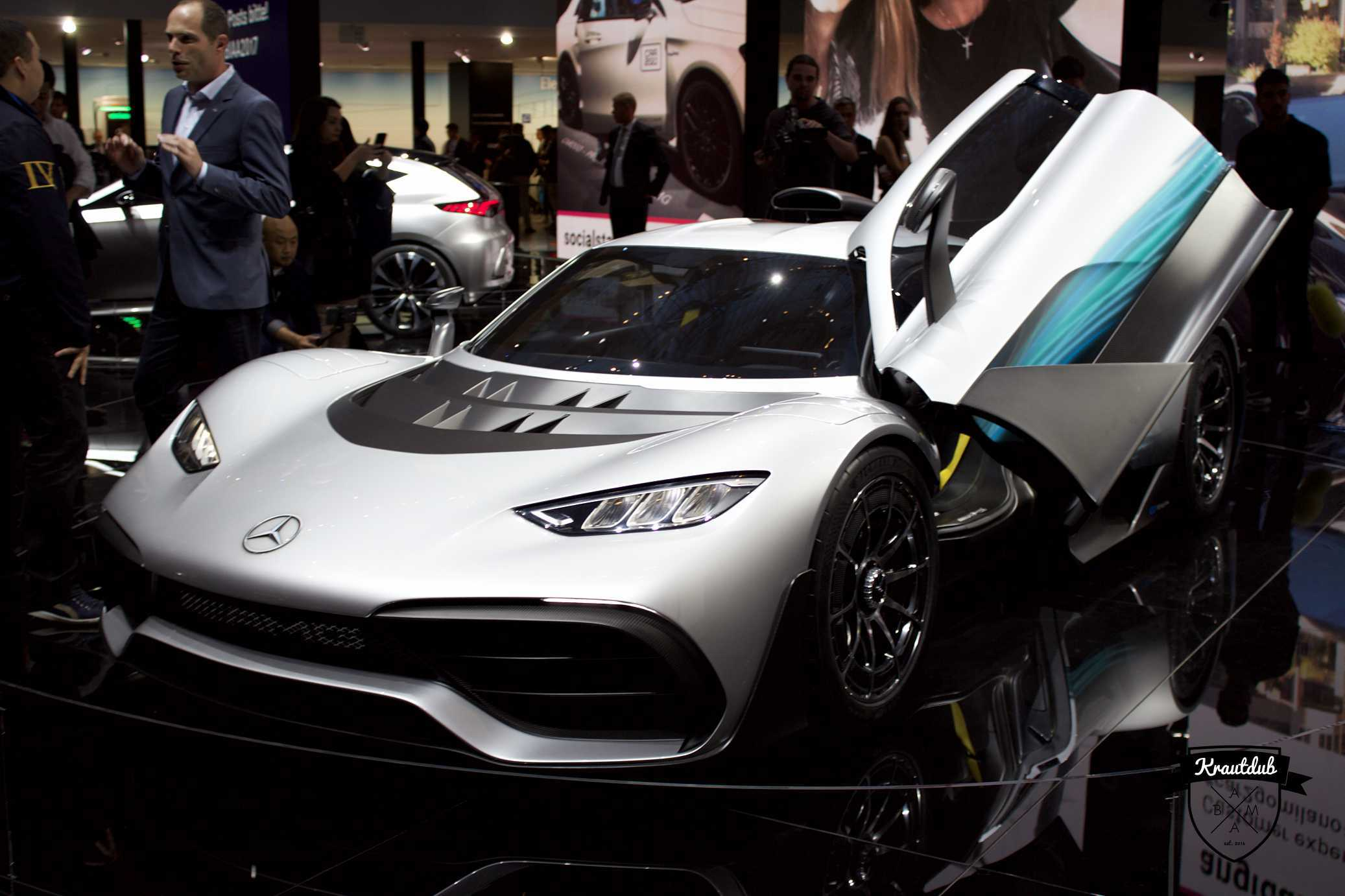 Mercedes-Benz AMG Project One - IAA 2017