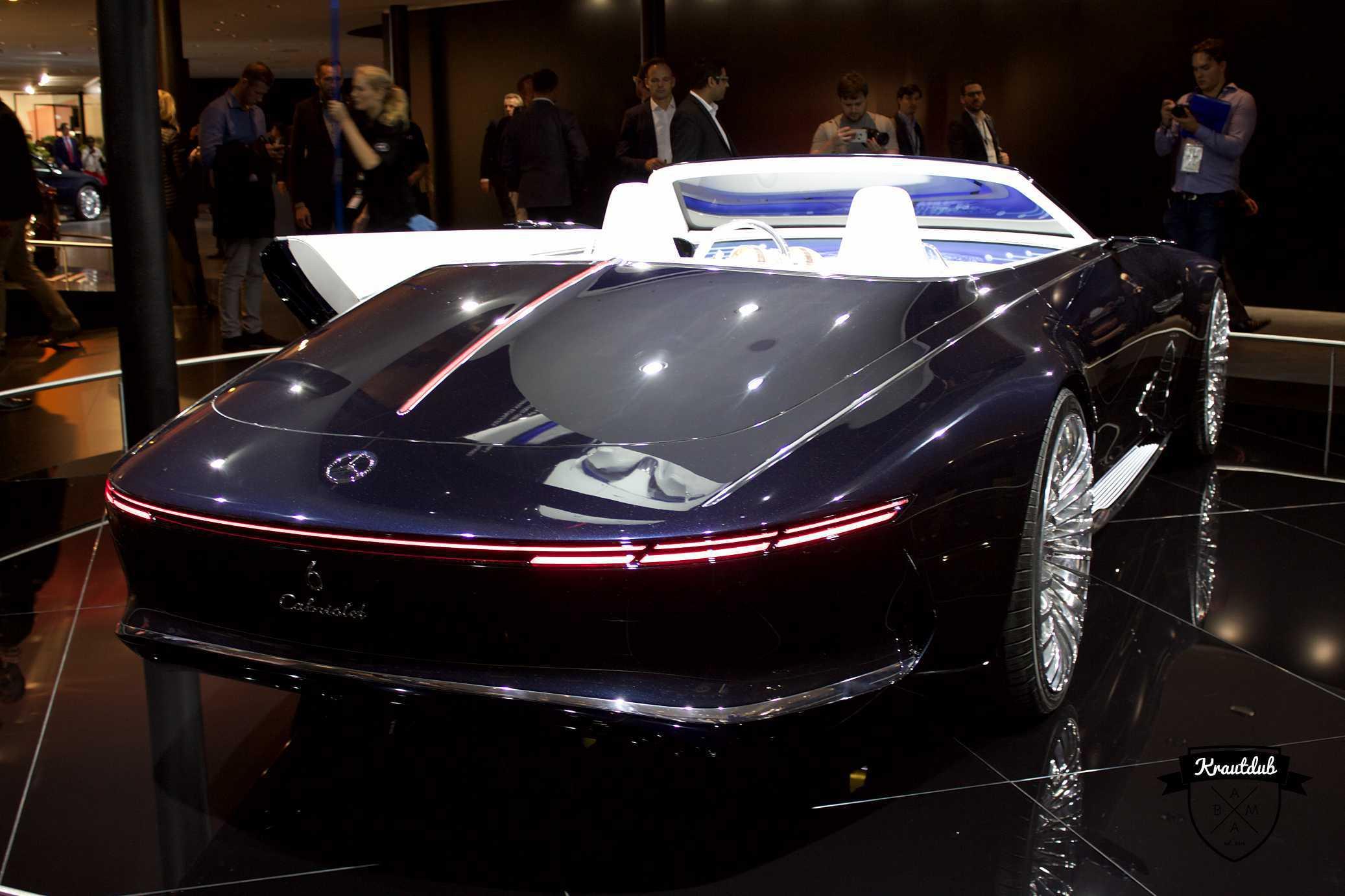 Mercedes-Benz Concept - IAA 2017