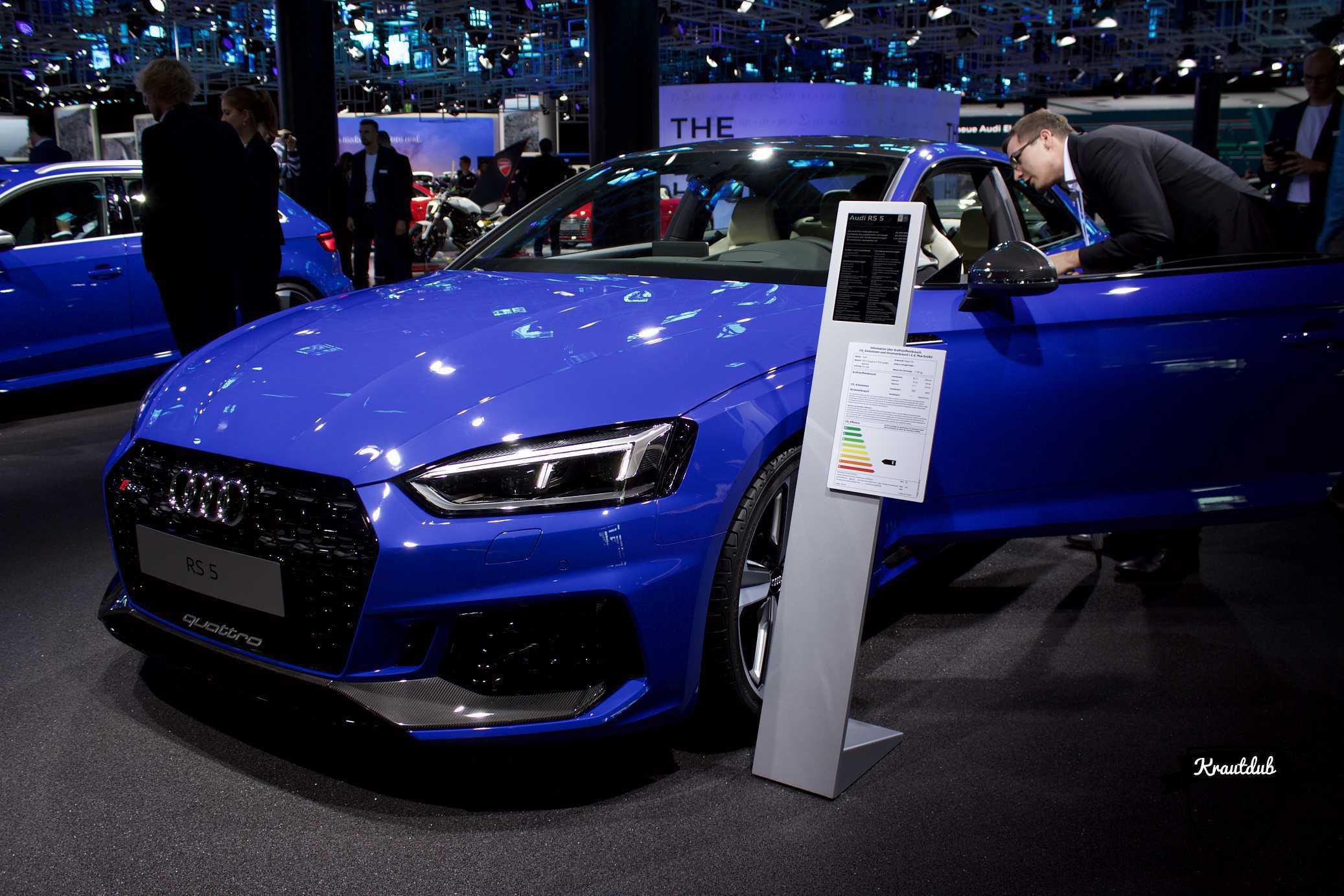 Audi RS5 - IAA 2017