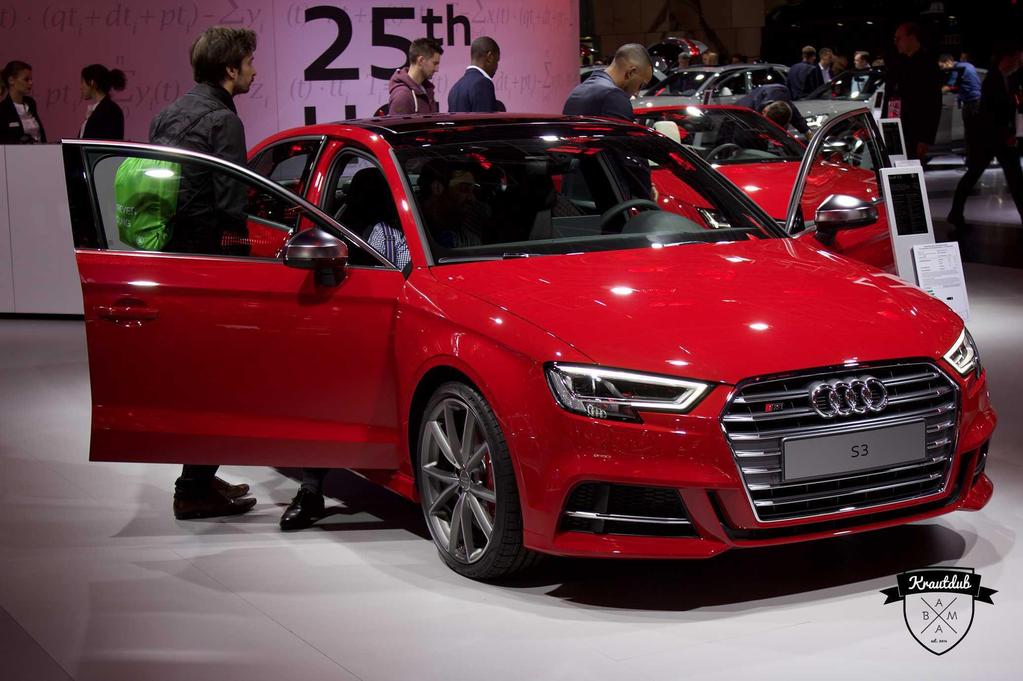Audi S3 - IAA 2017