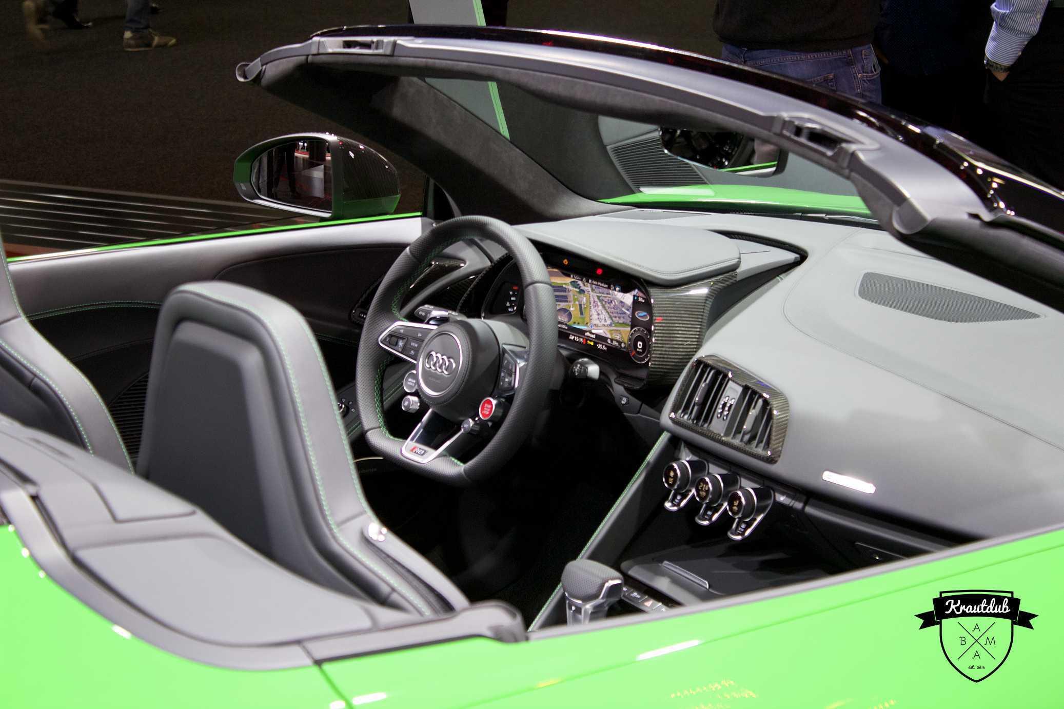 Audi R8 V10 Plus - IAA 2017