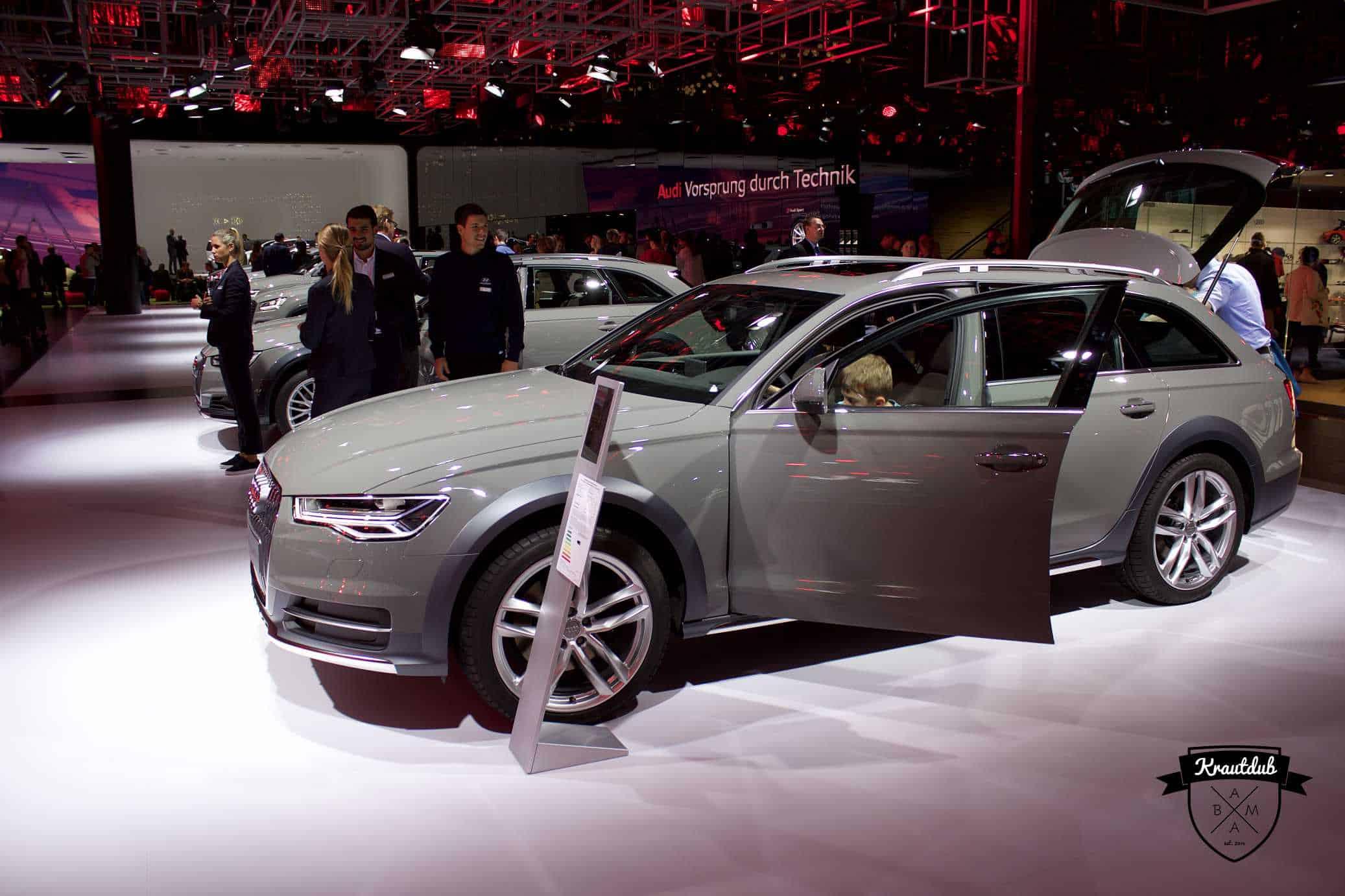 Audi A4 Allroad Quattro - IAA 2017