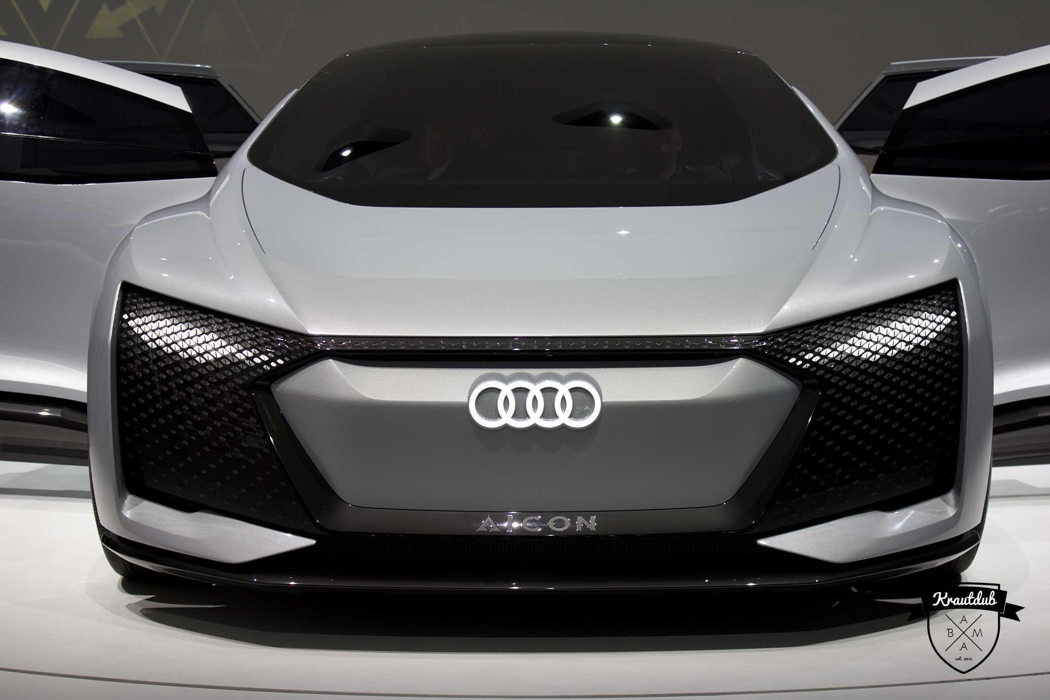 Audi Aicon - IAA 2017
