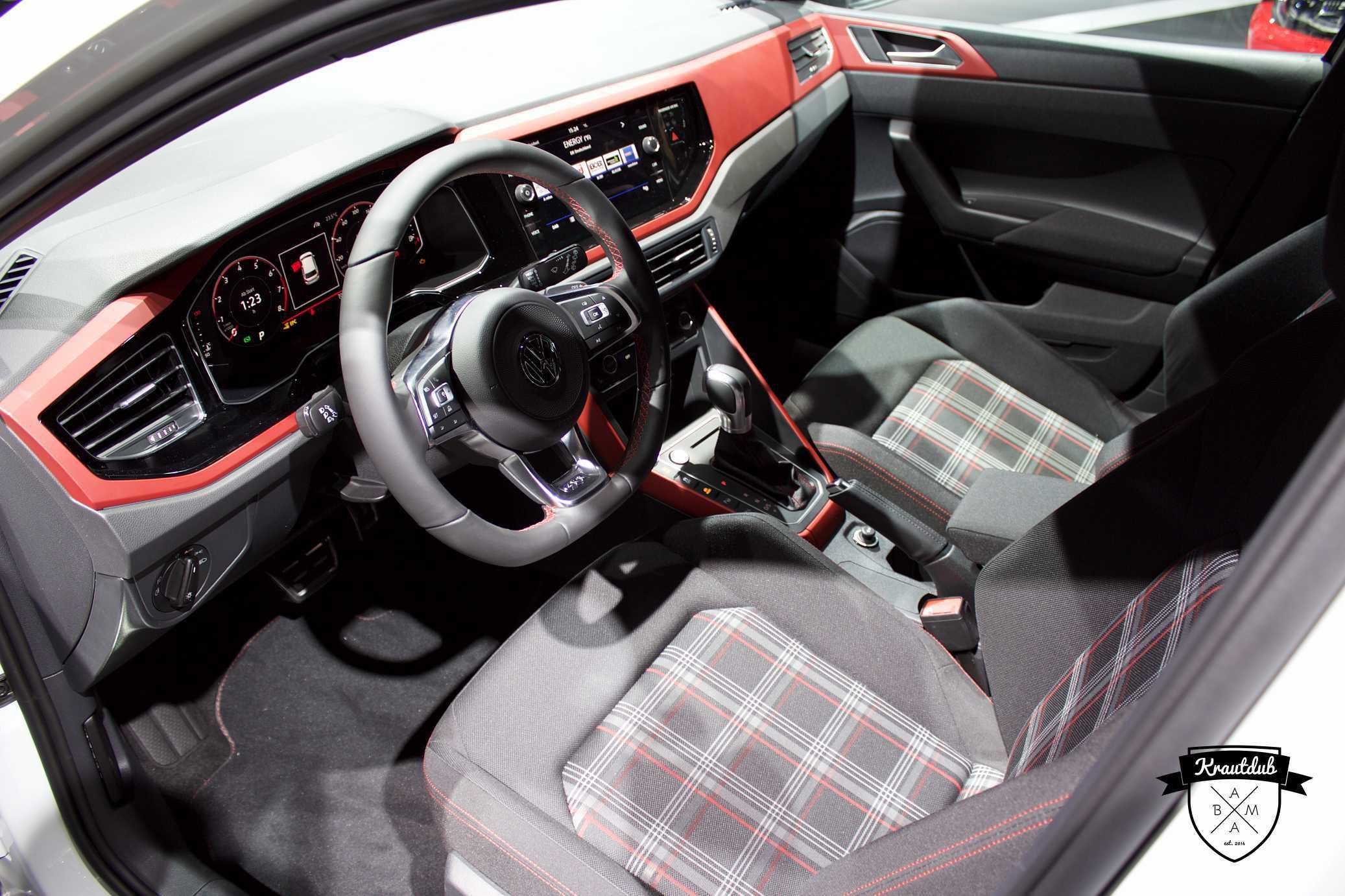 VW Polo GTi - IAA 2017