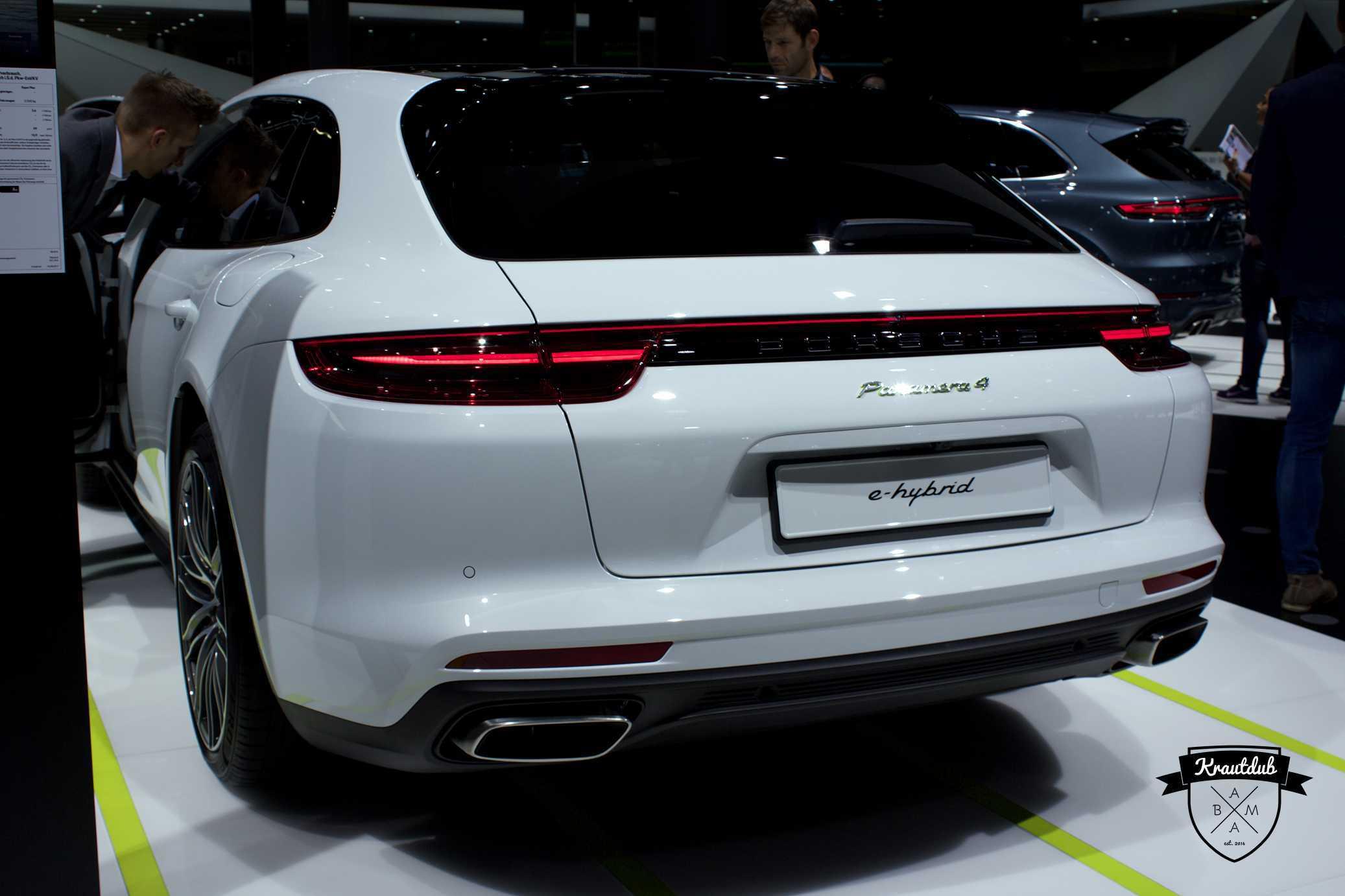 Porsche Panamera s e-hybrid - IAA 2017