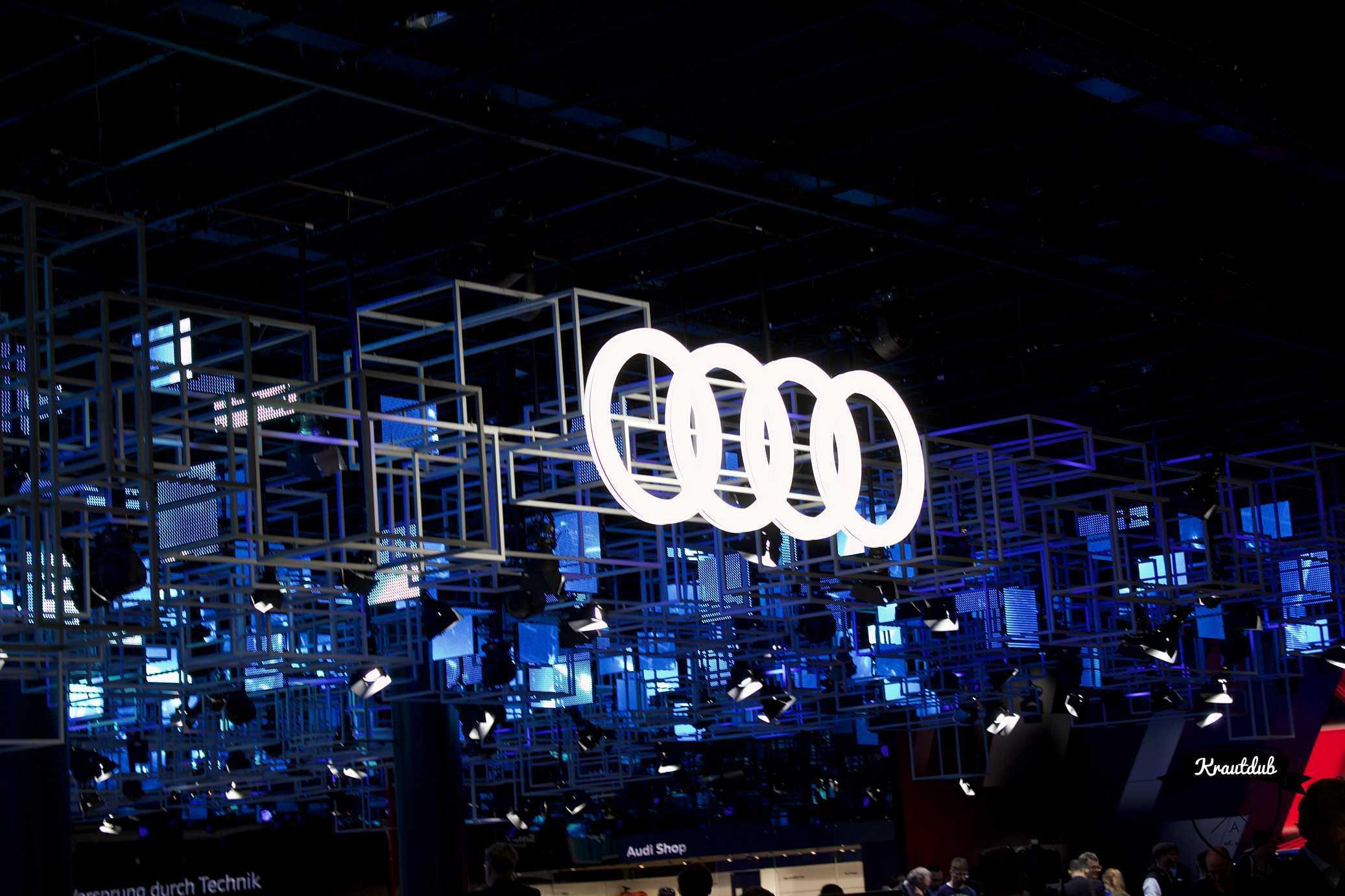 Audi - IAA 2017