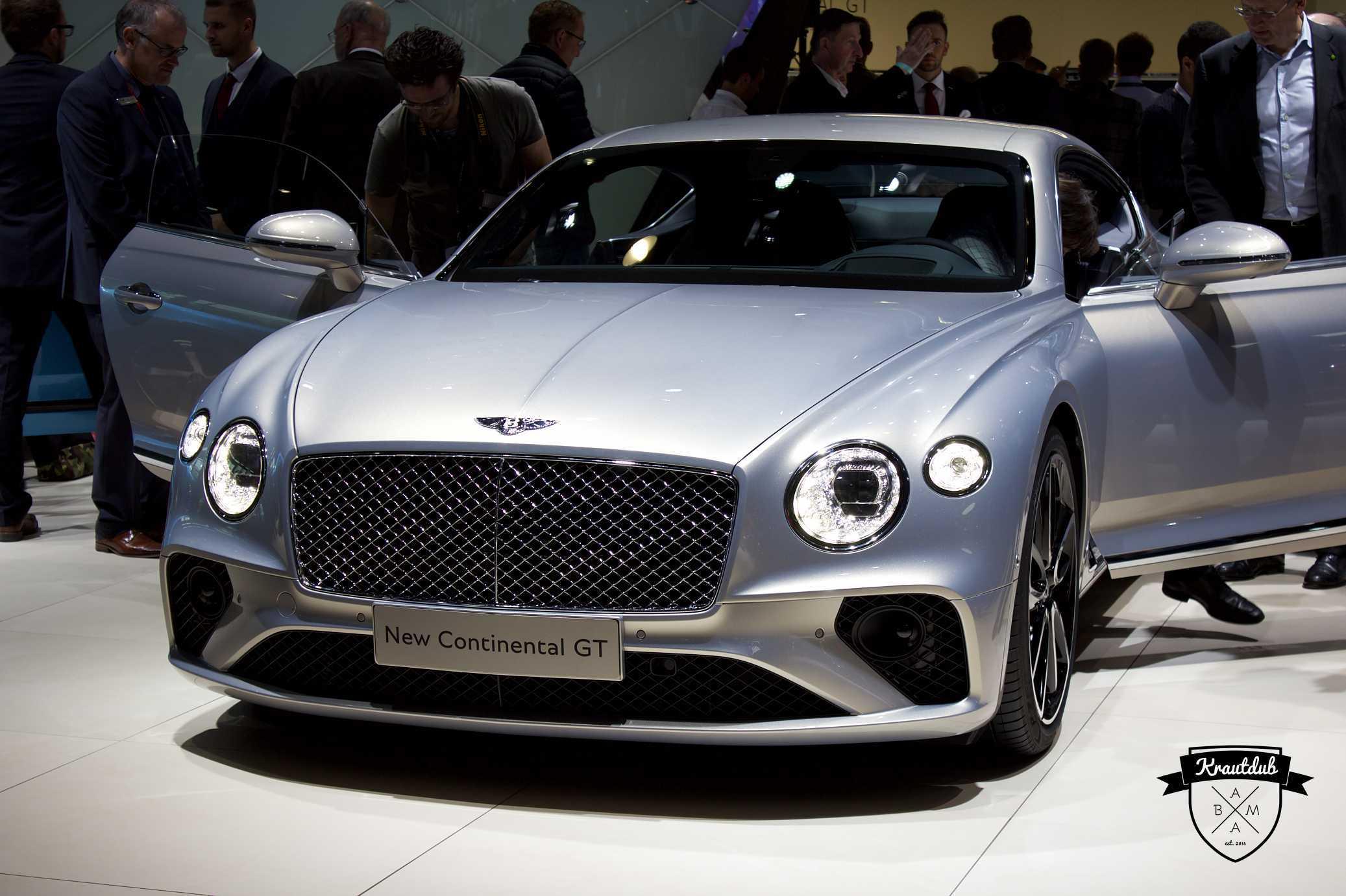 Bentley Continental GT - IAA 2017