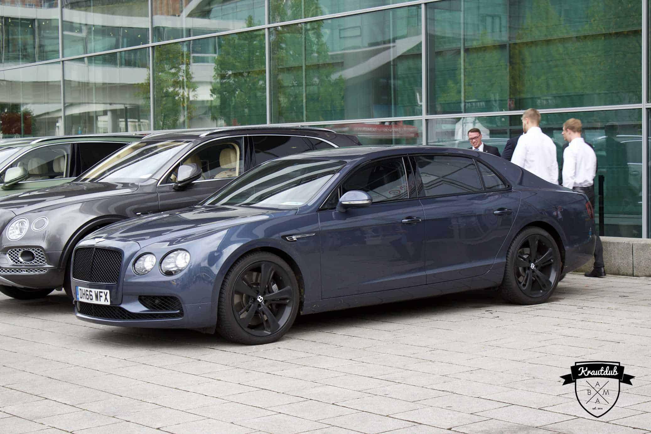 Bentley Continental - IAA 2017