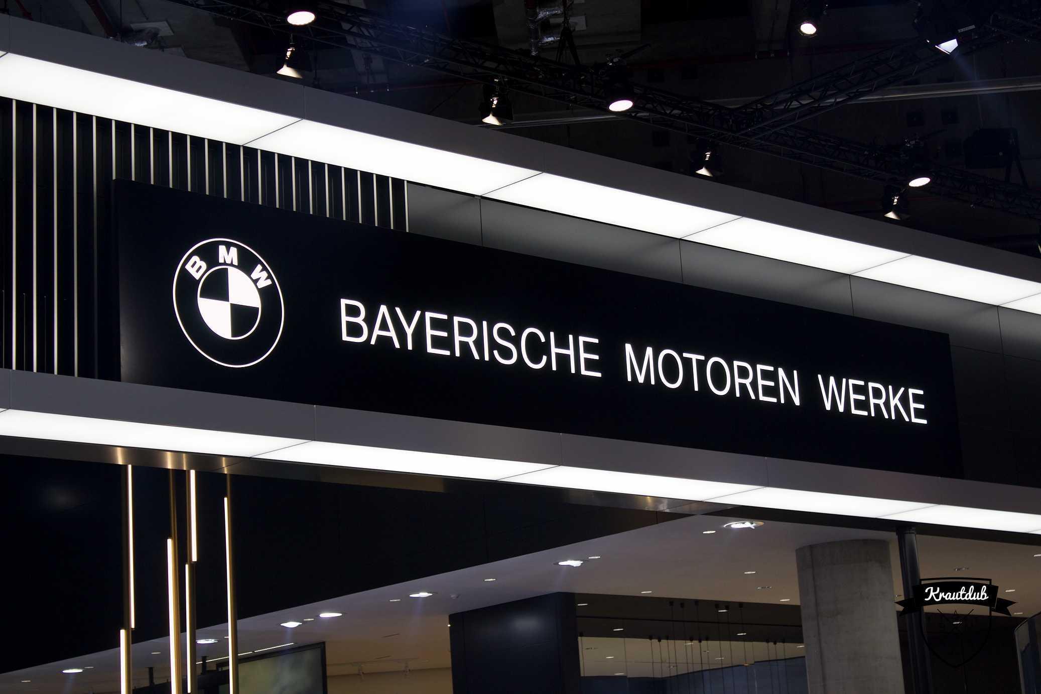 BMW - IAA 2017