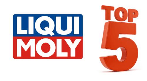 Liqui Moly Top 5 Produkte