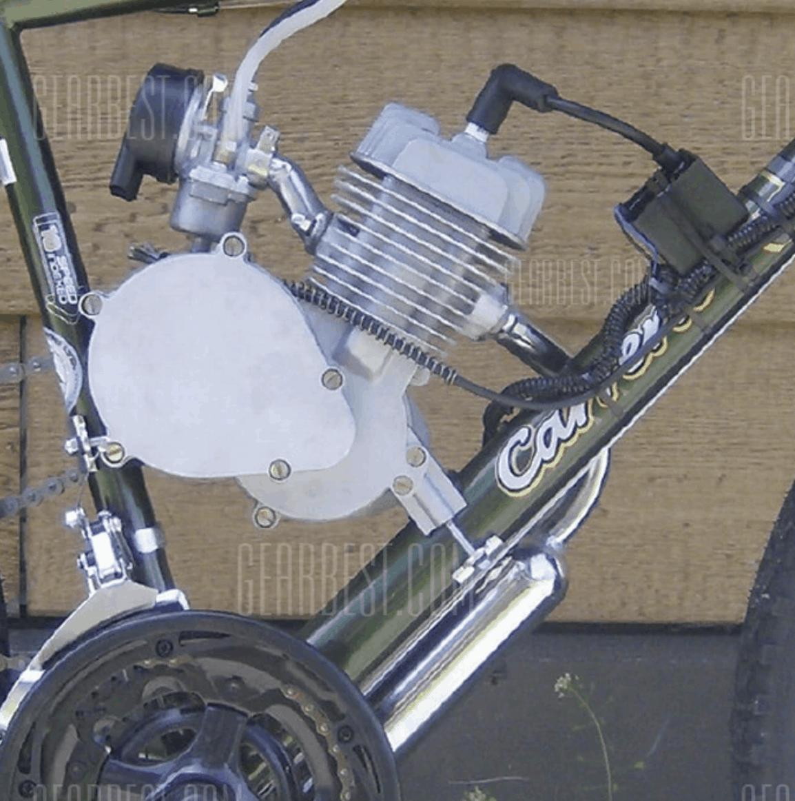 DIY Motorkit Foto: Gearbest.com