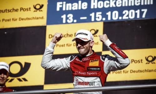 [DTM] Finale der DTM 2017 am Hockenheimring