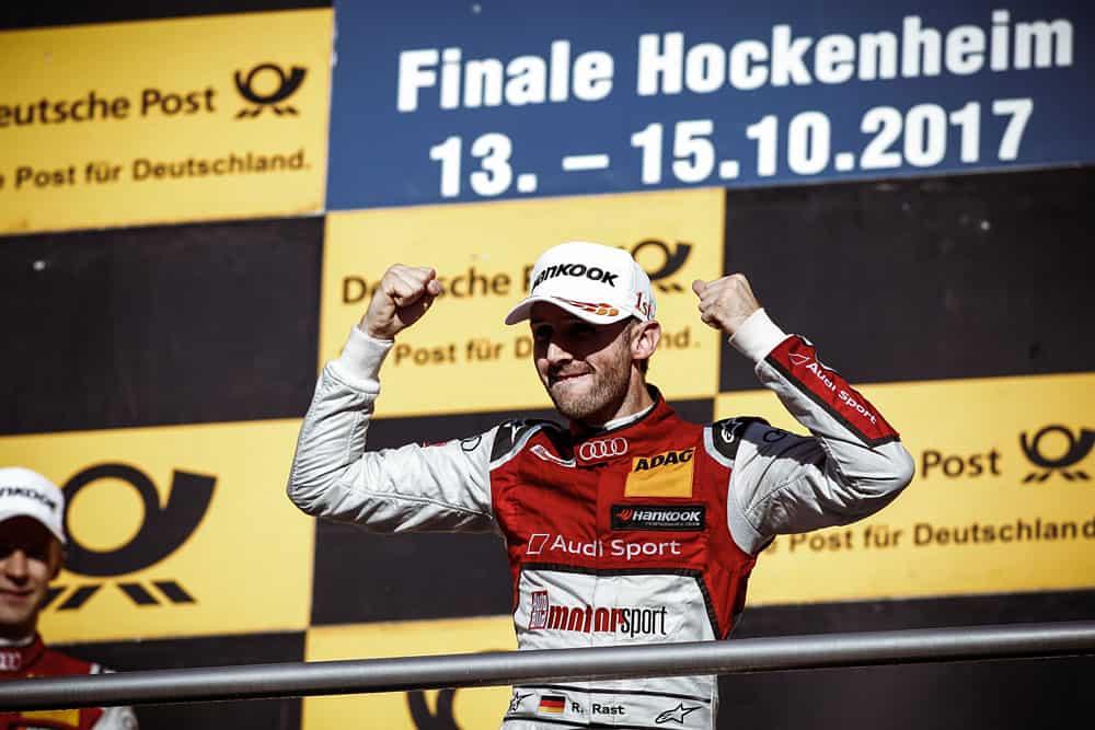 DTM 2017 Finale am Hockenheimring