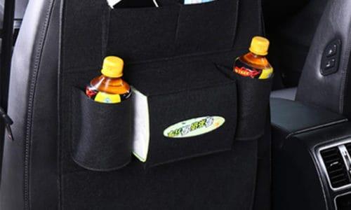 [Gadget] Organizer für den Auto-Rücksitz