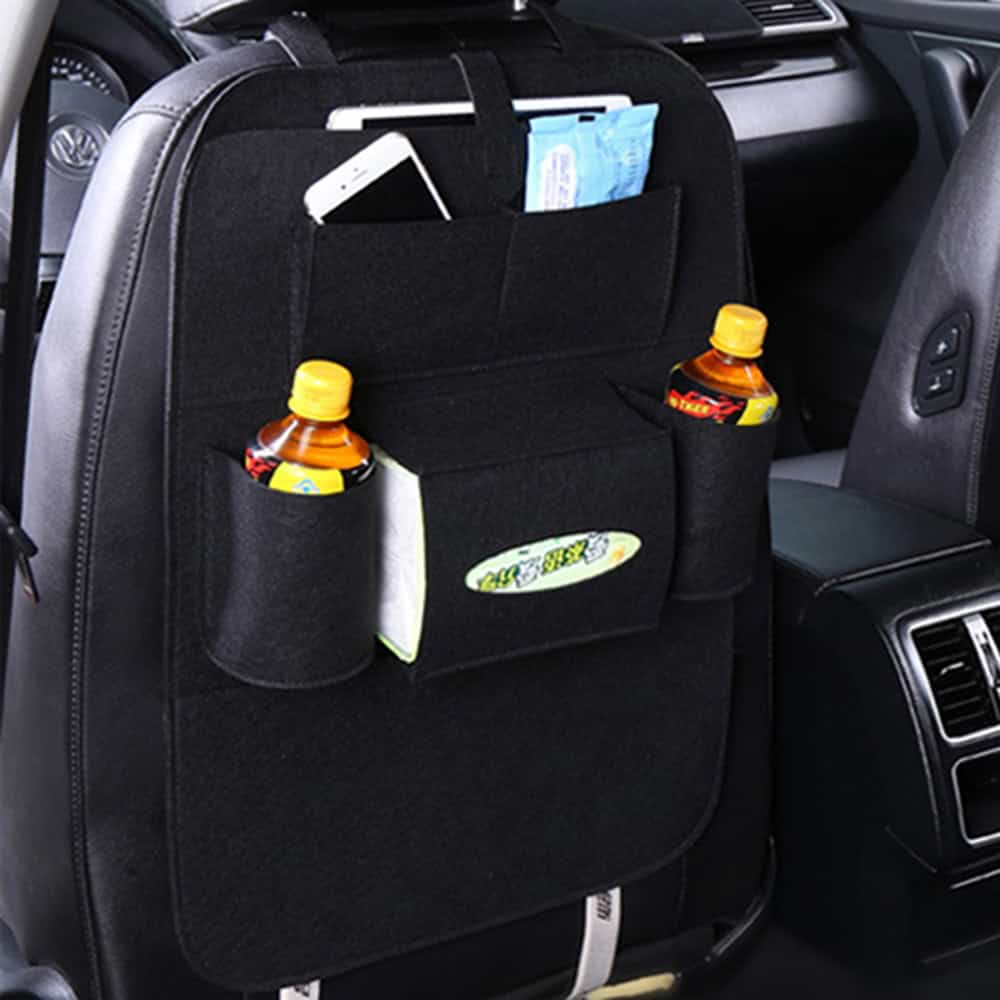 Organizer für den Fahrer- und Beifahrer Rücksitz