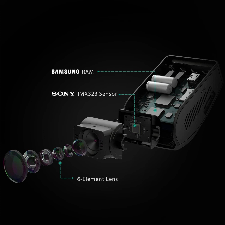 Aukey DR02 Dashcam Sony Sensor