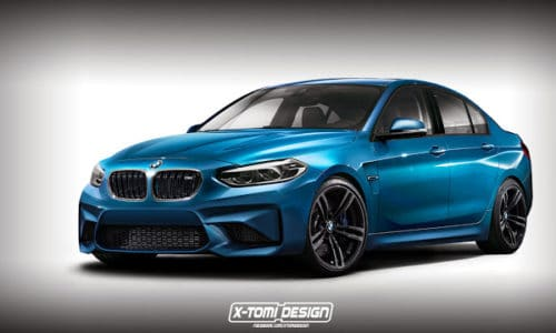 [RenderGalerie #7] BMW M1 Sedan