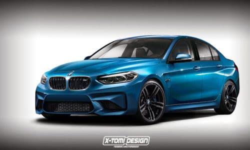 [RenderGalerie #7] BMW M1 Sedan