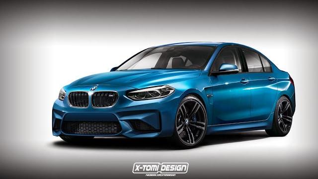 BMW M1 Sedan | X-Tomi Design