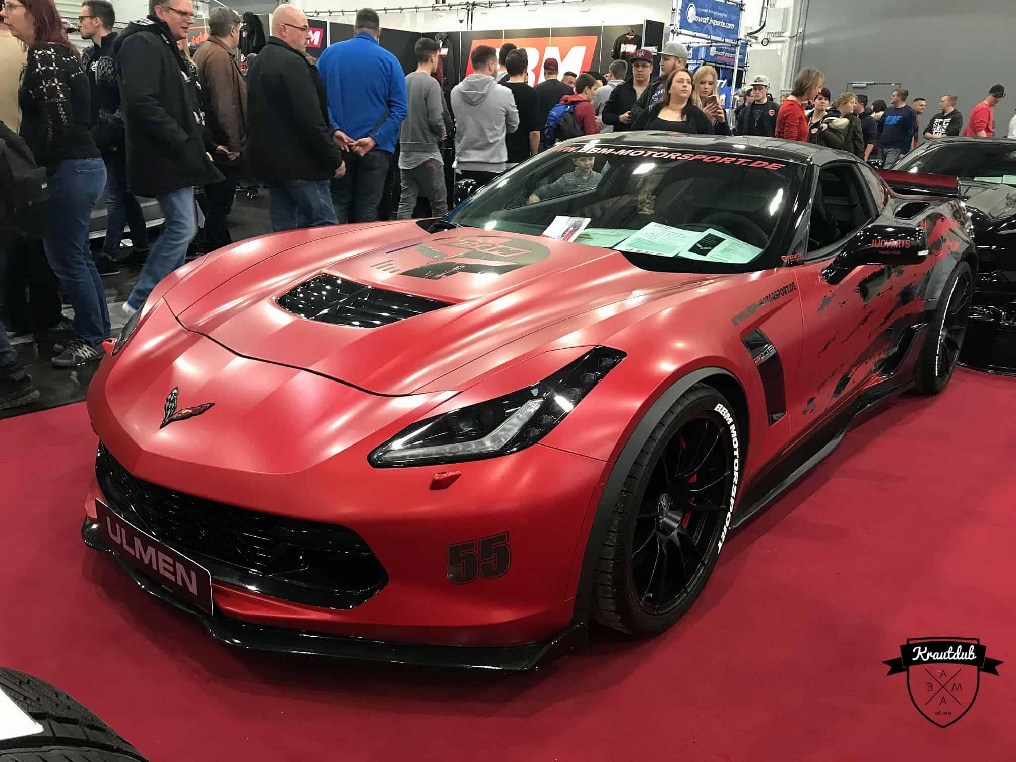 Messe] Essen Motorshow 2017