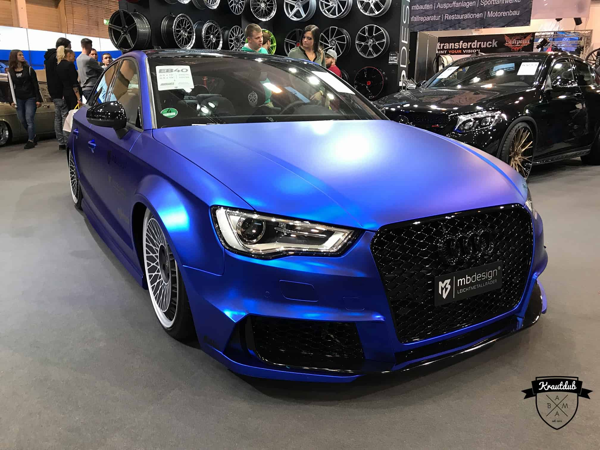 Audi S3 Limousine by MBDesign