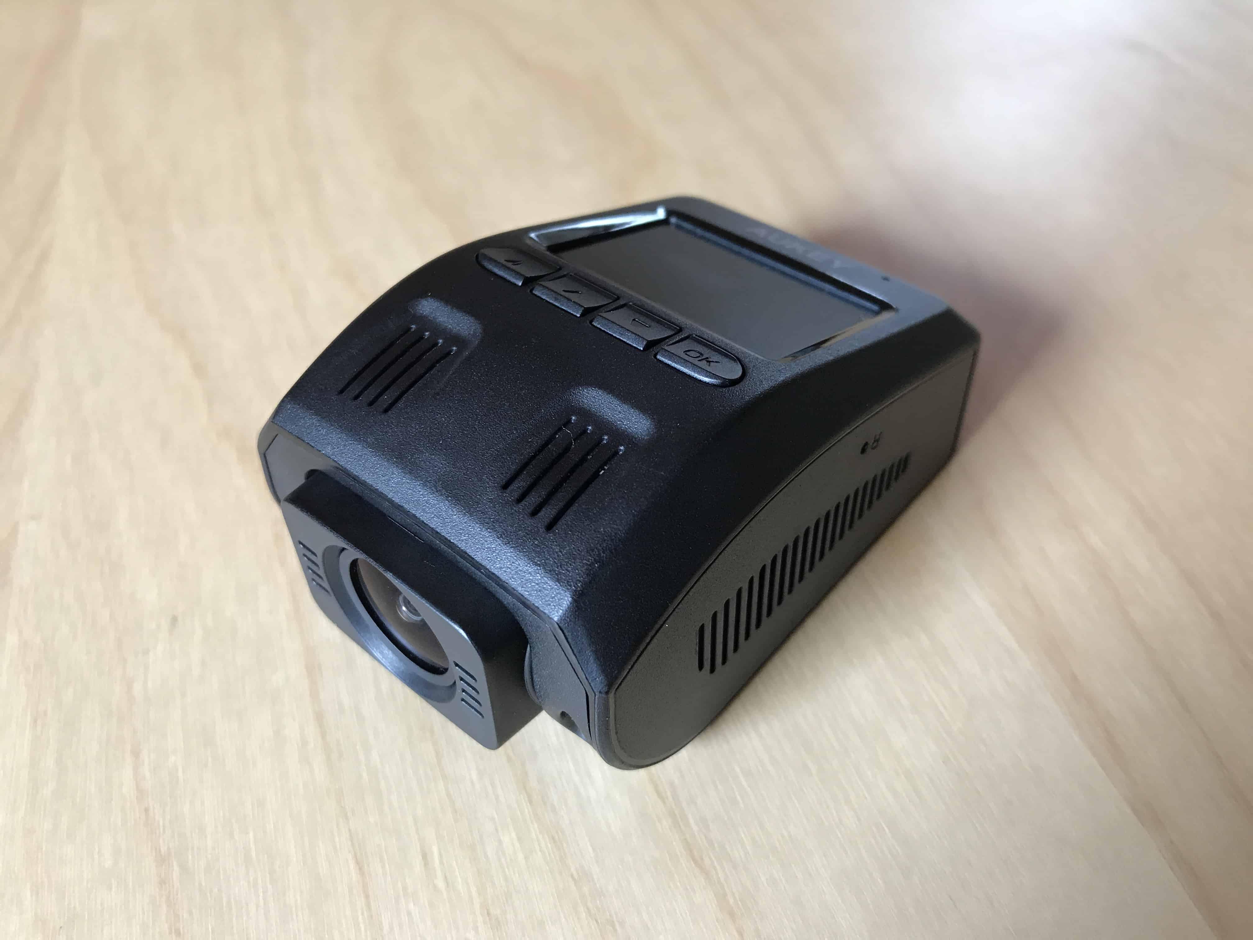 Review zur Aukey DR02 Dashcam
