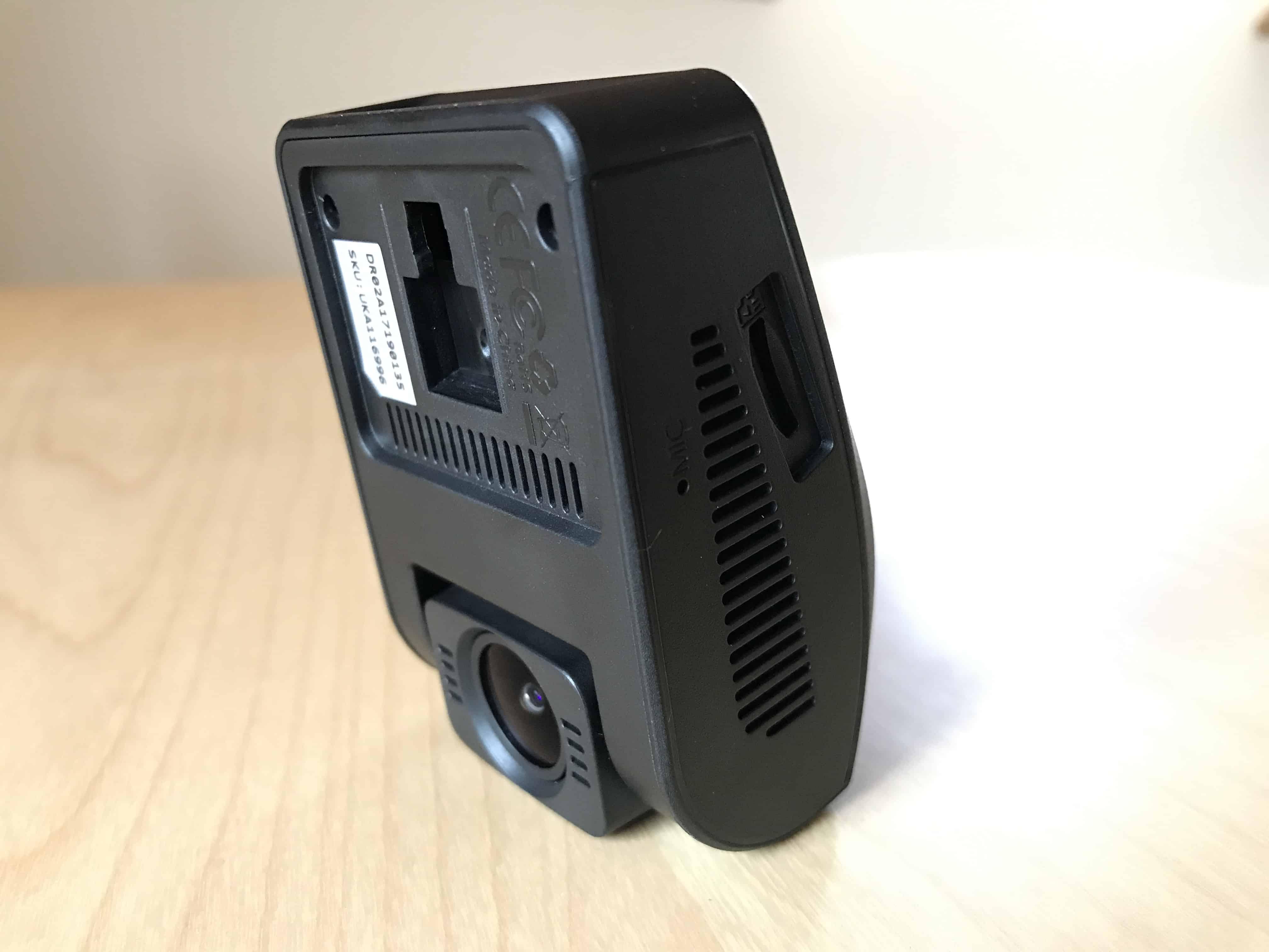Kamera der Aukey DR02 Dashcam