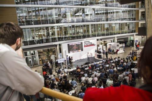 Audi Hackathon 2016 in Ingolstadt