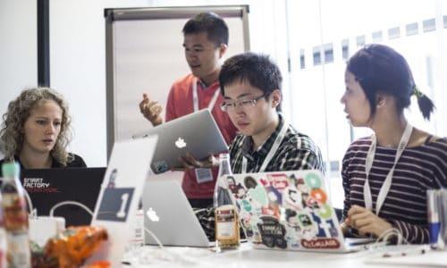 [Audi] Hackathon – Kreative Köpfe zur Verbesserung der Produktion