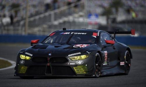 [BMW] M8 GTE feiert Debüt in Daytona