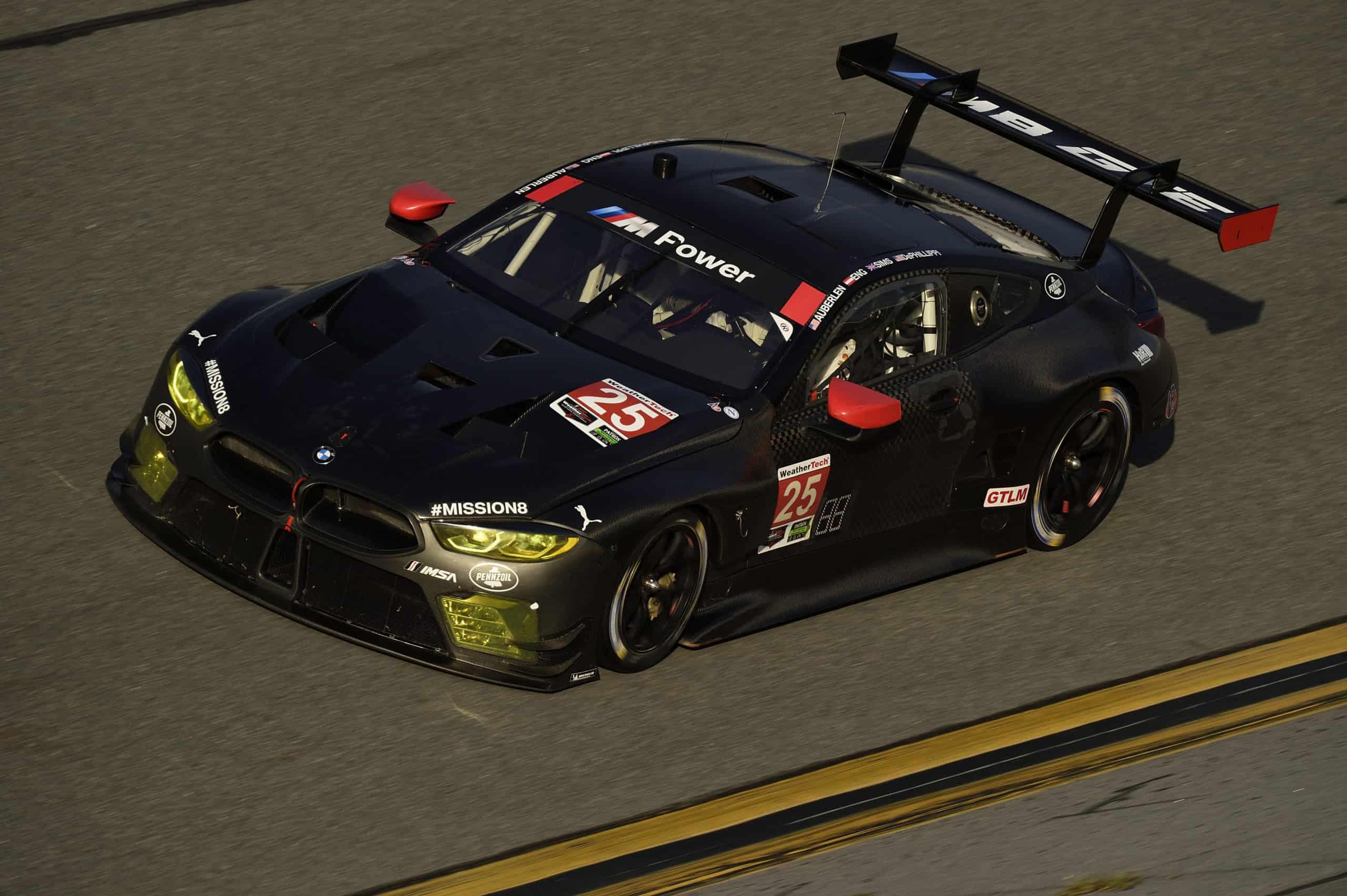 BMW] M8 GTE feiert Debüt in Daytona | Krautdub