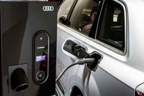 Audi - Smartes Stromnetz