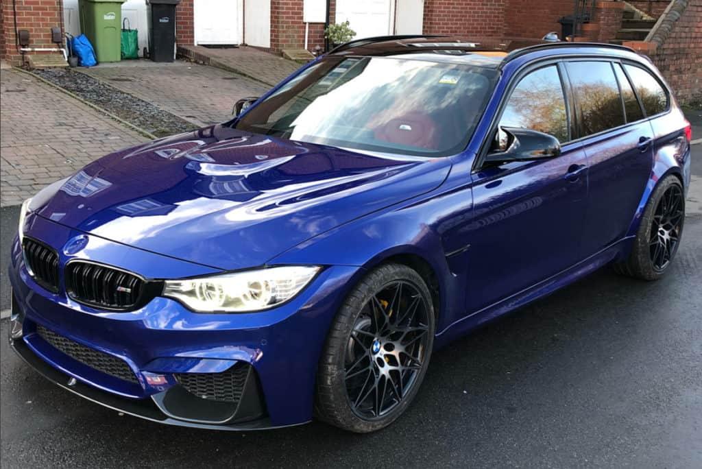 BMW M3 F31 Touring