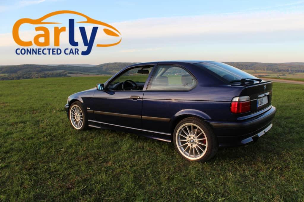 BMW E36 Compact - Carly Adapter Rabatt Code Krautdub